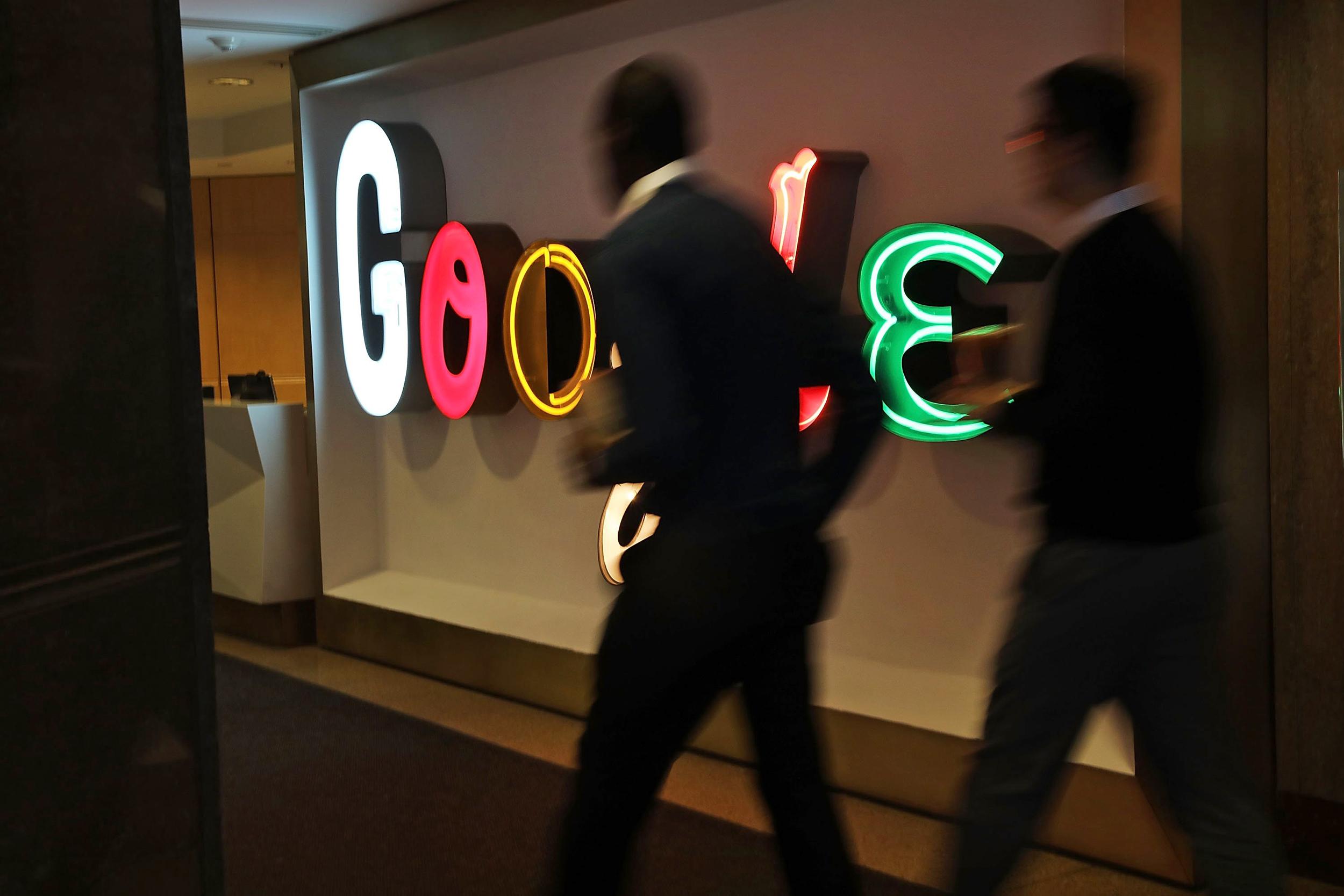 Google, in fight against record E.U. fine, slams regulators for ignoring Apple