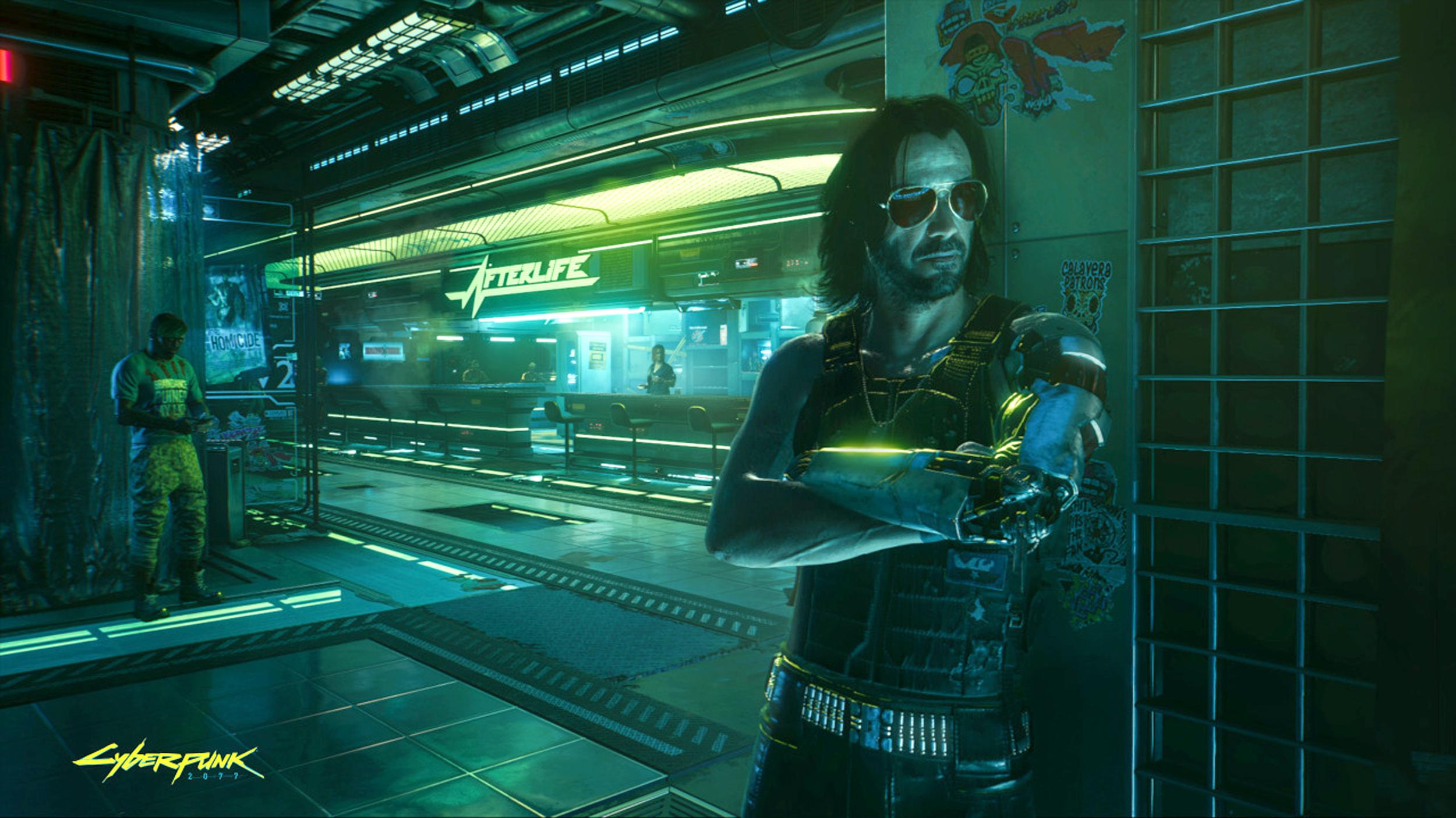 Cyberpunk 2077 hackers leilão