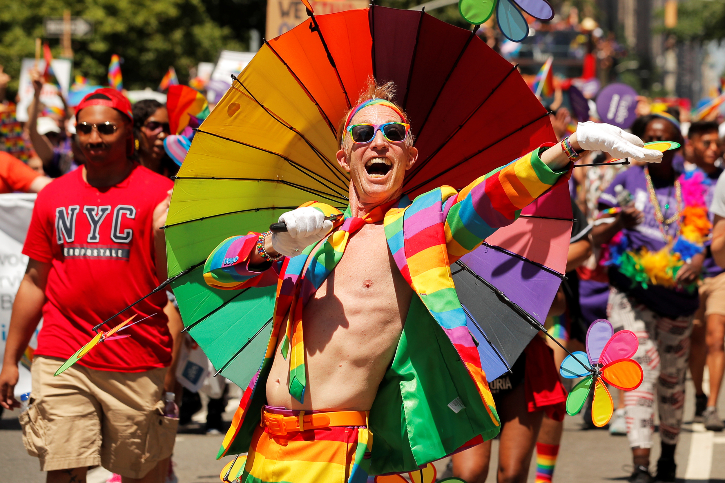 Pride 2021: Big cities 'playing the safe card' with small gatherings,  virtual events