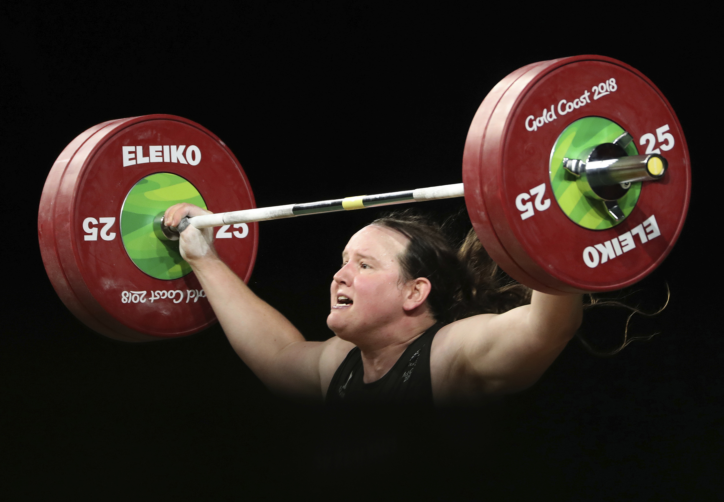 Olympics committee backs transgender weightlifter, prompting criticism