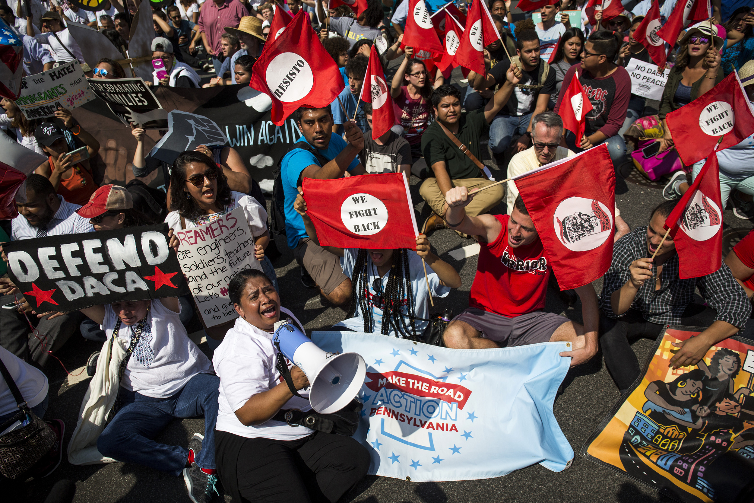 Dreamers on verge of getting DACA are left hanging after latest court ruling