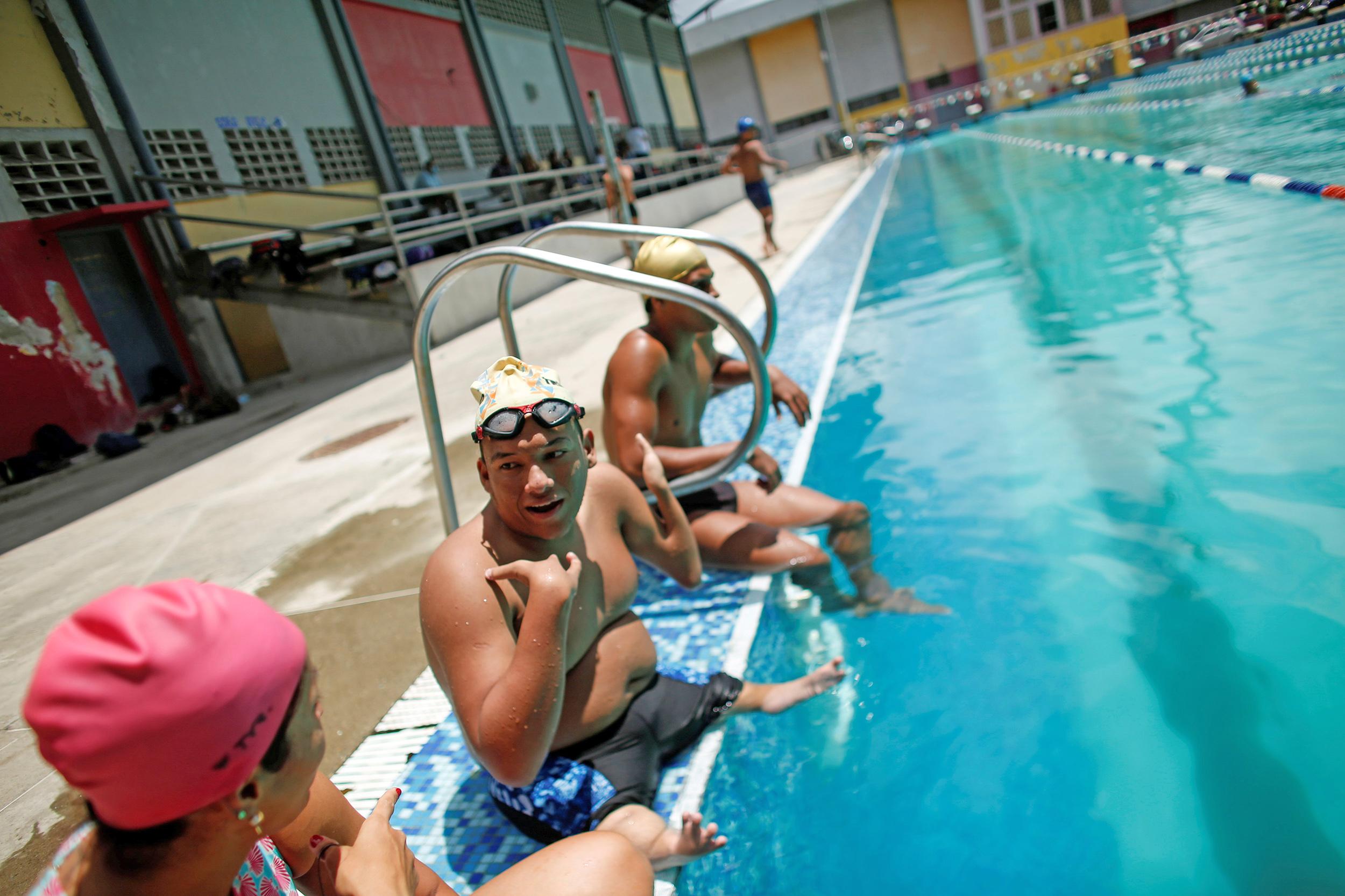 Venezuelan Paralympic athletes dream of winning medals in Tokyo