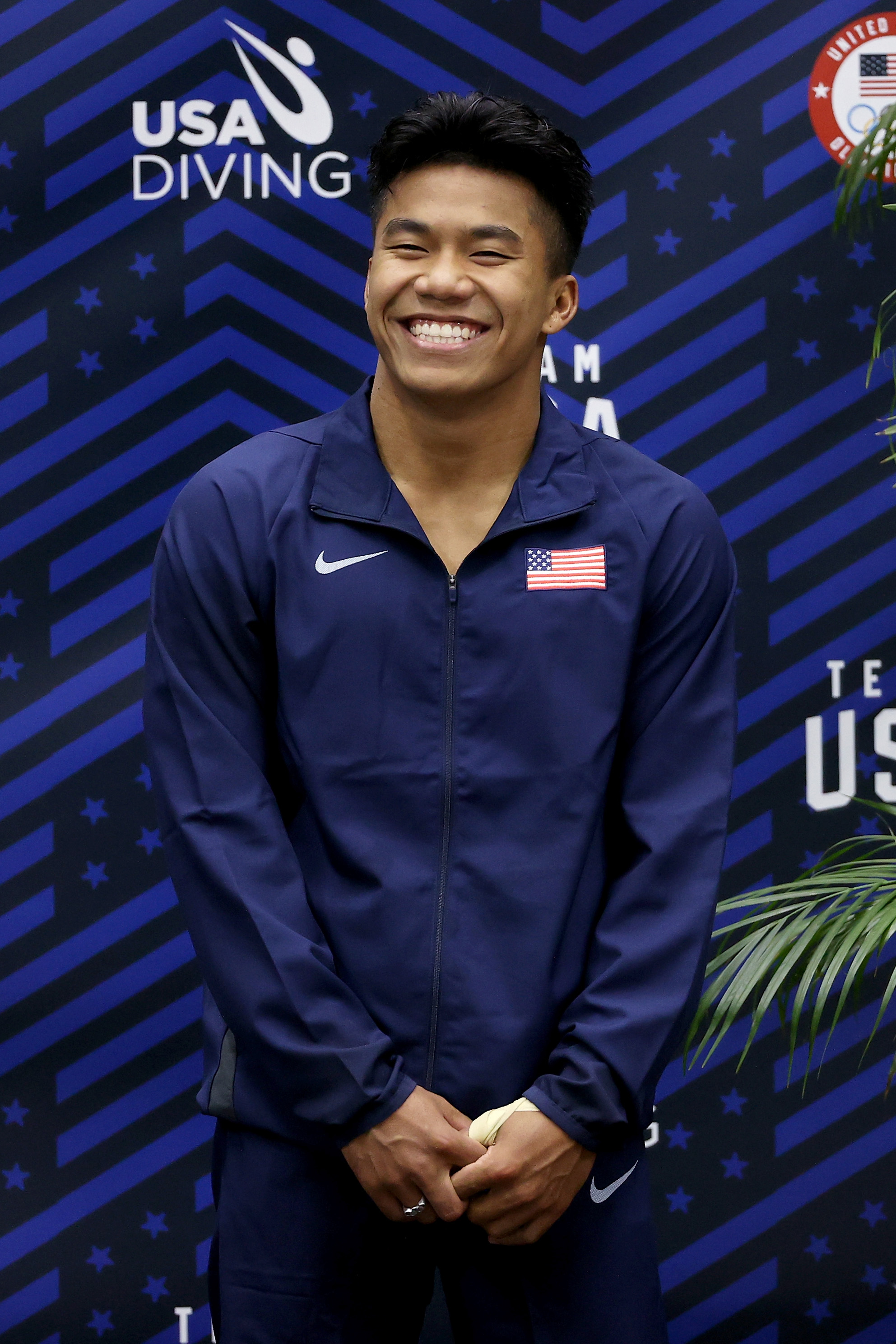 U.S. diver adopted from Cambodia and raised by a gay dad hopes to inspire others