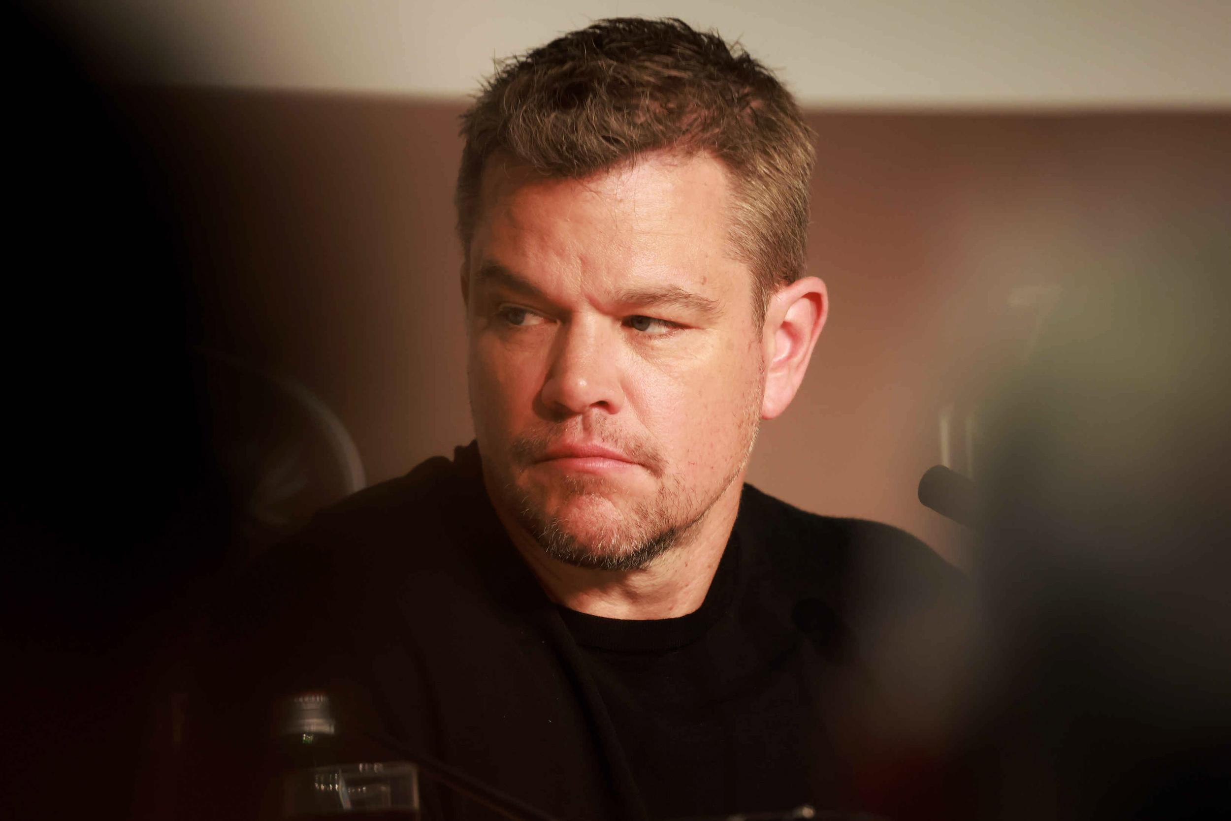 Matt Damon insists he never used 'f-slur': 'I stand with the LGBTQ+ community'