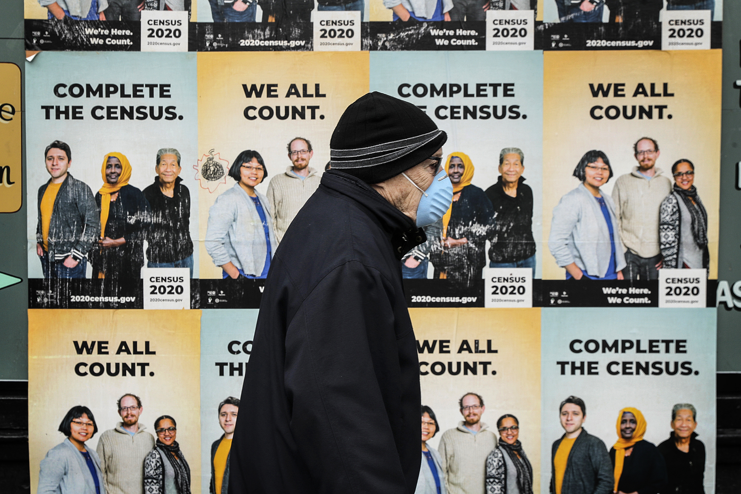 'Not a simple math problem': Latino neighborhoods brace for census numbers