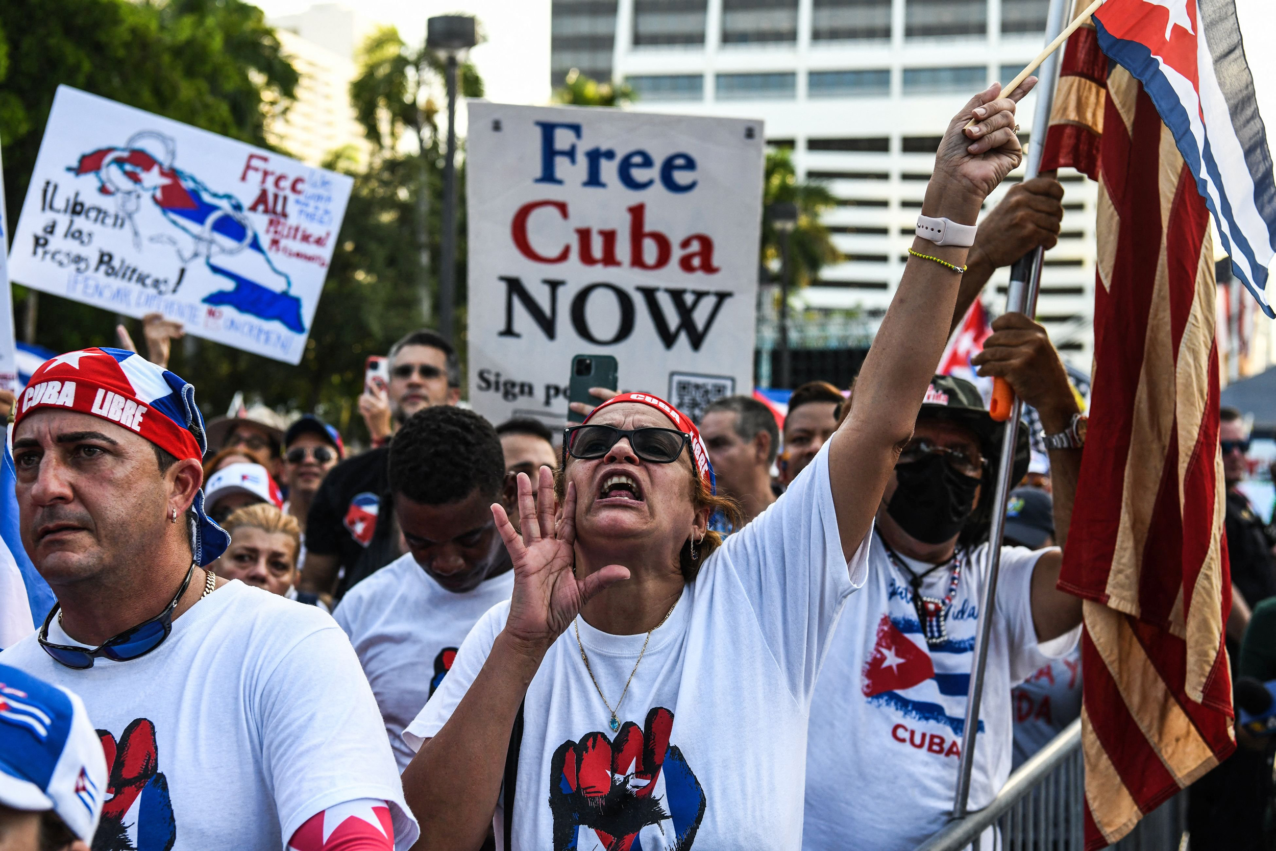 From internet access to military intervention, calls grow for tangible actions against Cuba