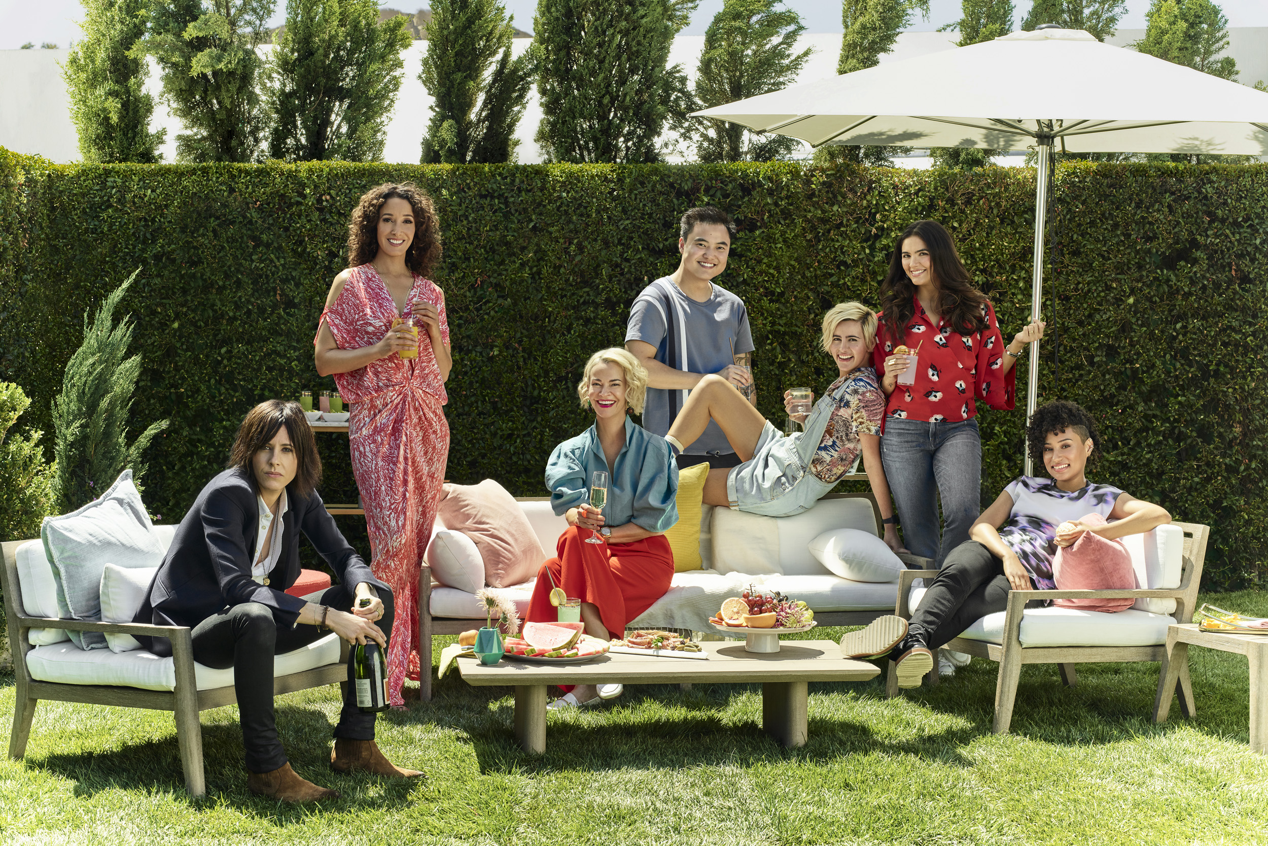'The L Word: Generation Q' cast is caught between marriage and monogamy in Season 2