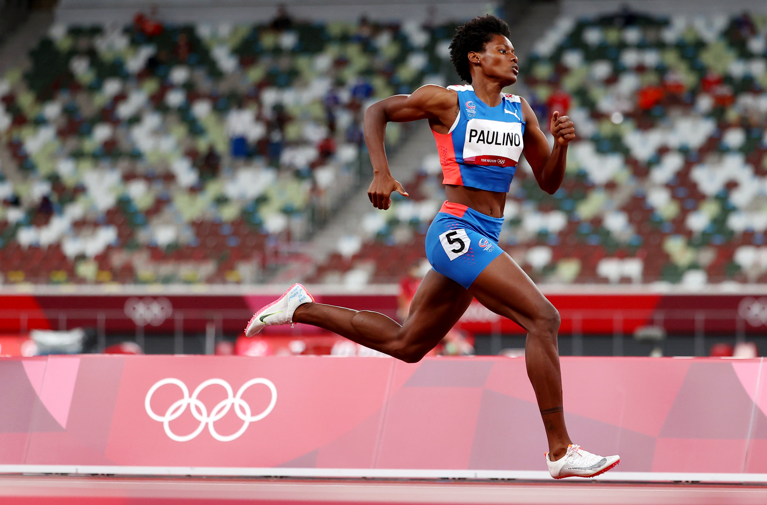 Marileidy Paulino's Olympic run is a historic win for the Dominican Republic