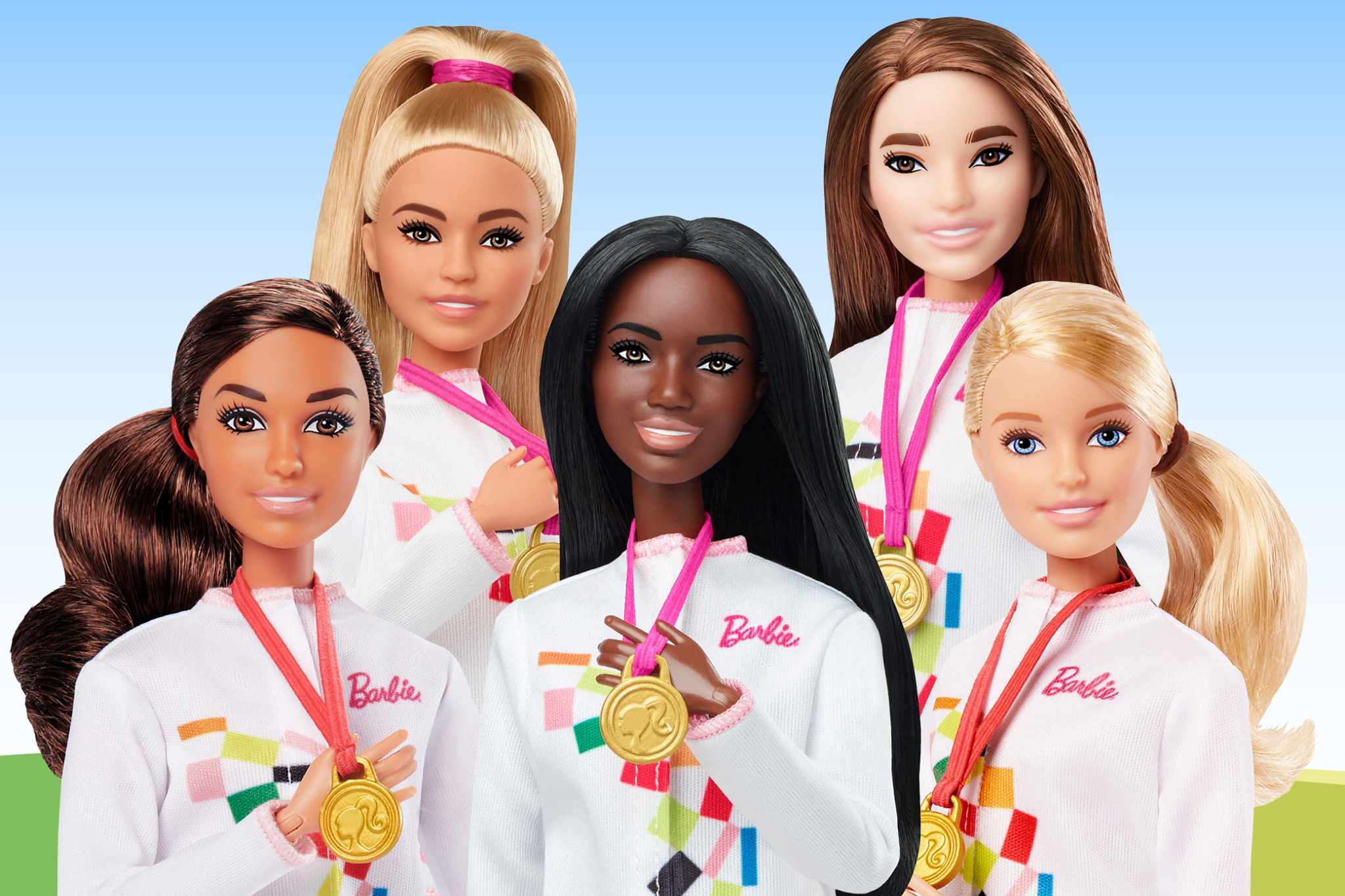 Mattel says it 'fell short' of Asian representation in Olympics Barbie collection