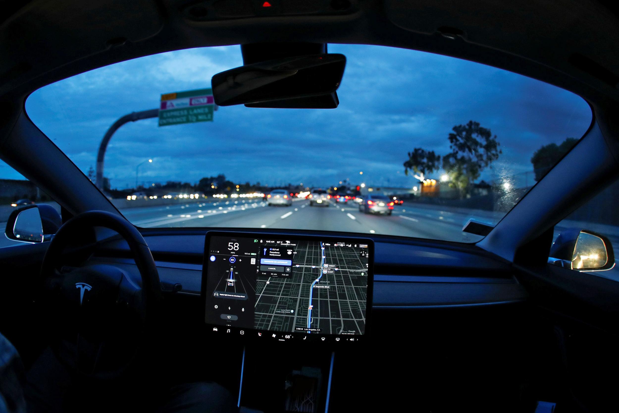 U.S. agency opens formal probe into Tesla Autopilot system