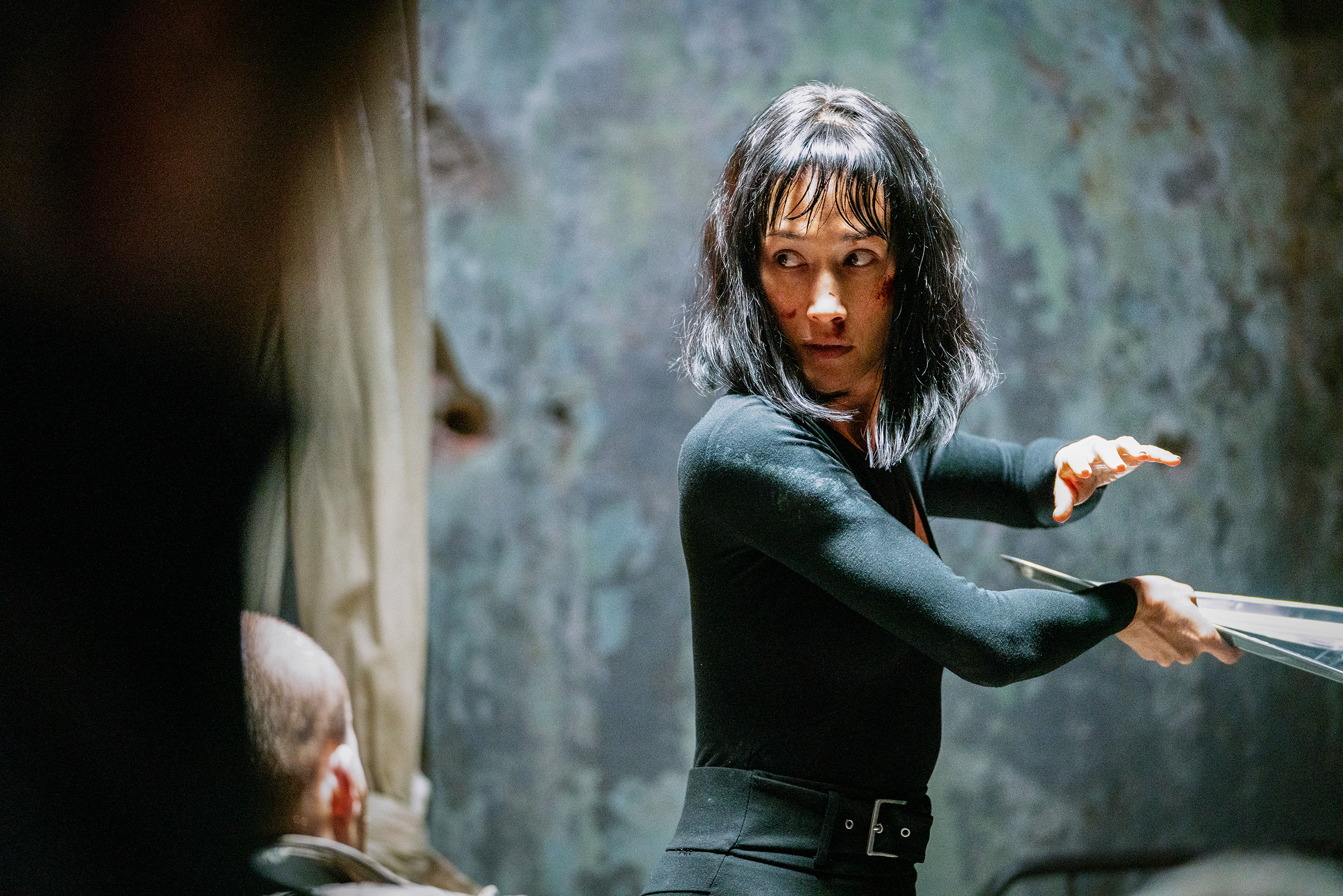 Jackie Chan saw her potential as an action star. His intensive training defined her career.