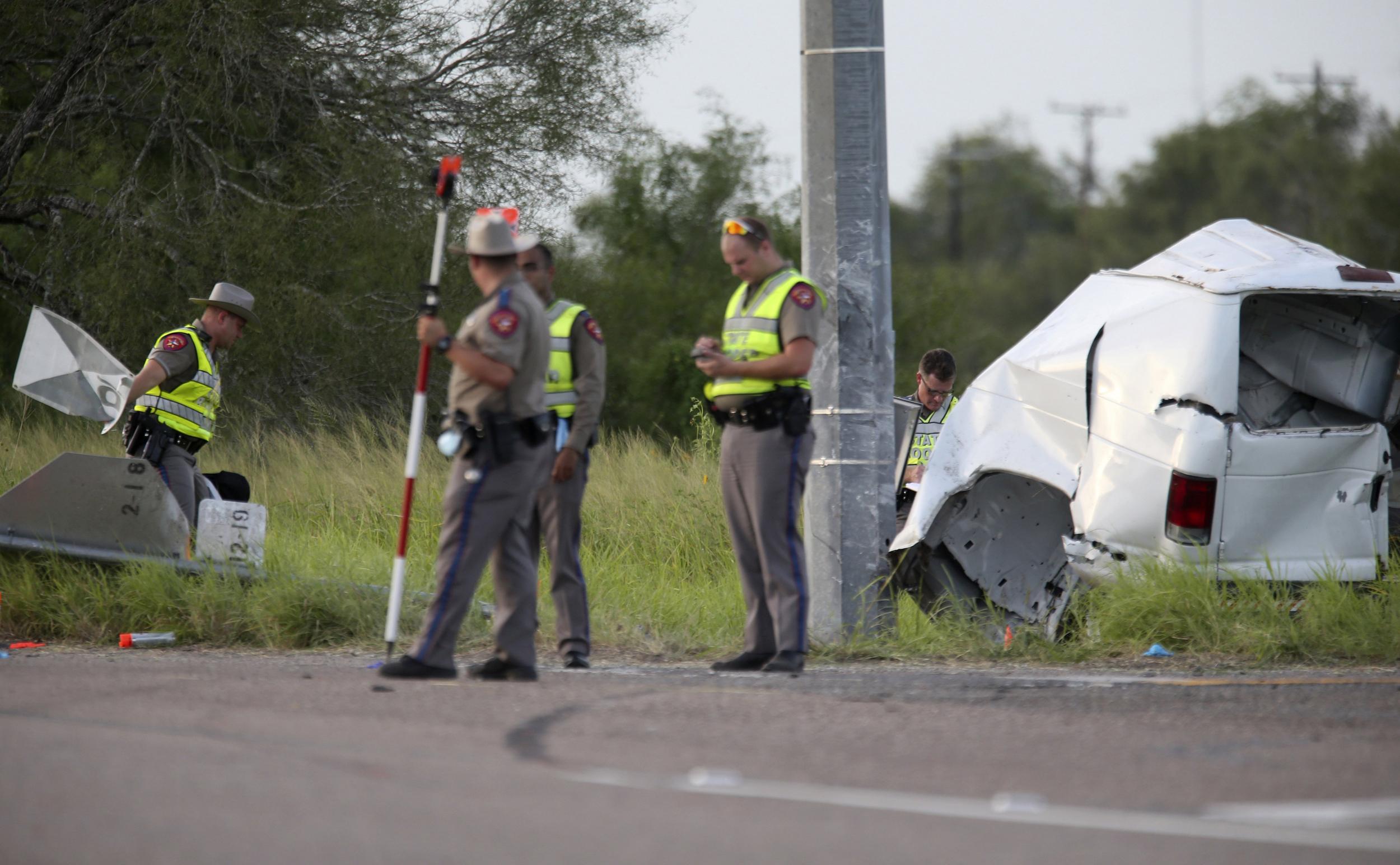 After surviving a deadly van crash, another nightmare awaited him: deportation