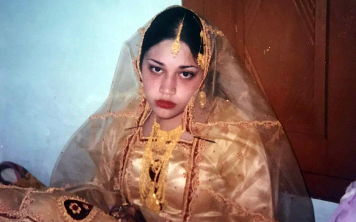 A child marriage survivor helped ban the practice in New York, but 44 states still allow it