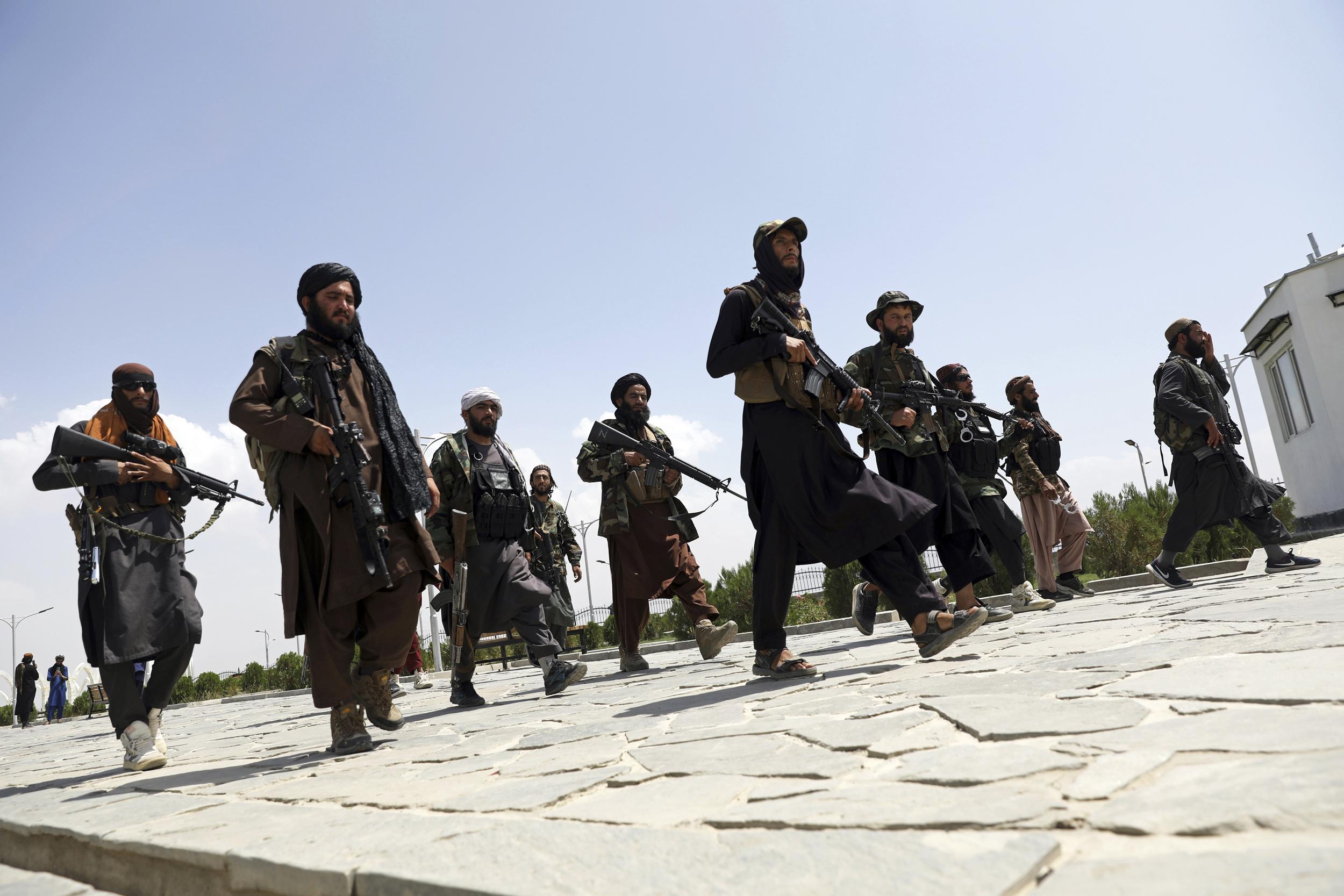 'A virtual death sentence': Gay Afghans brace for uncertain future under Taliban