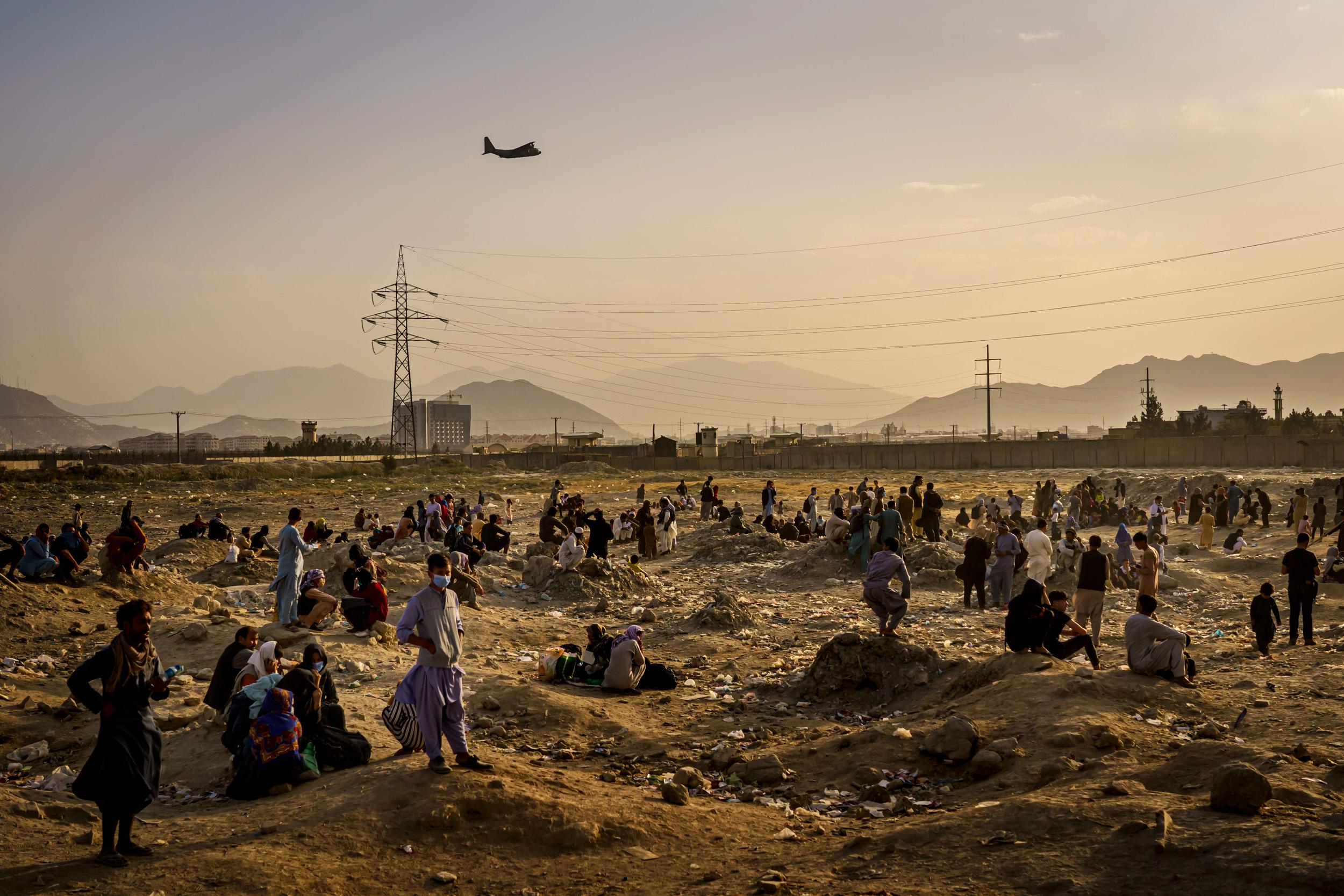 A U.S.-built biometric system sparks concerns for Afghans