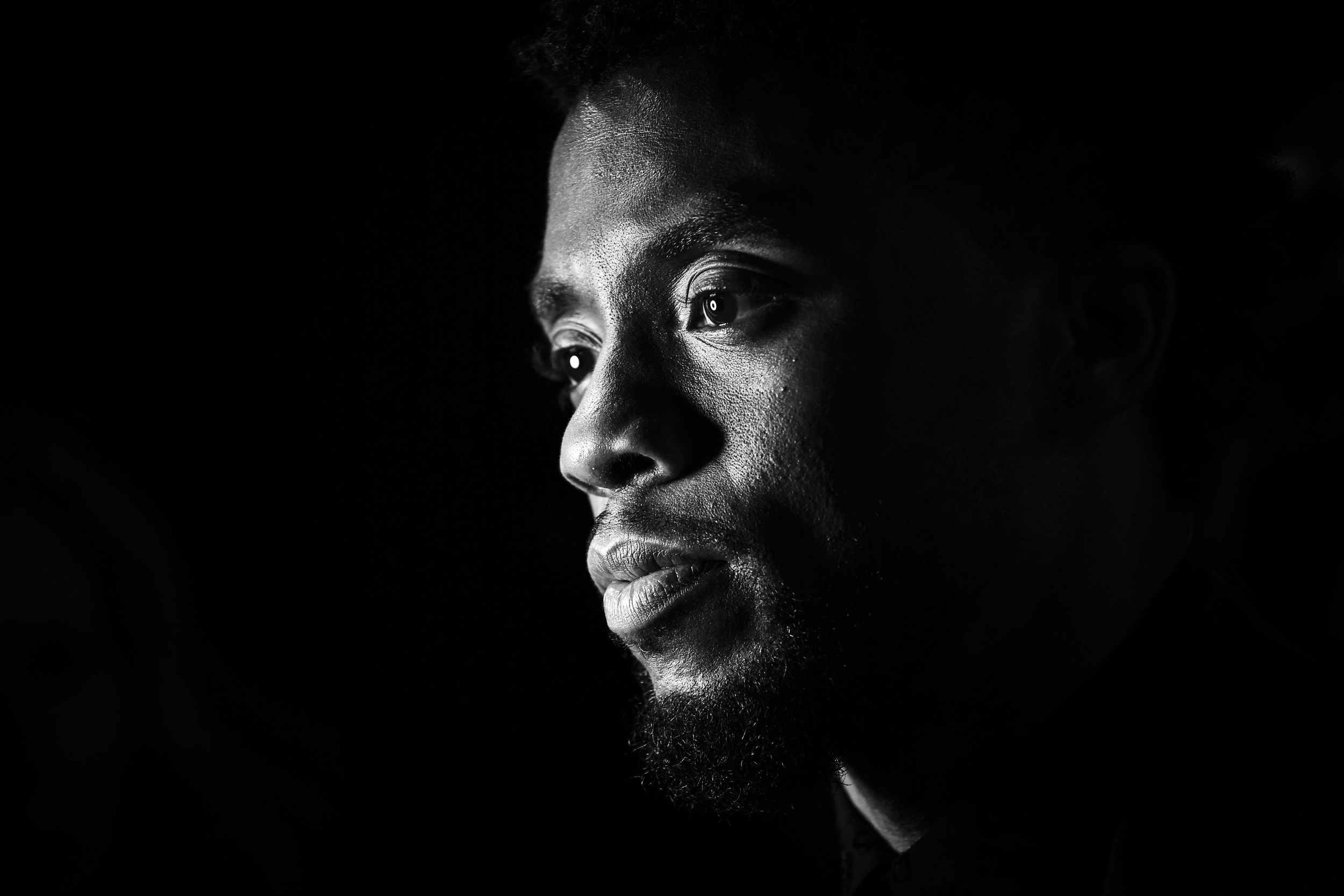 Chadwick Boseman played a superhero on screen. Off screen, his death probably saved lives.