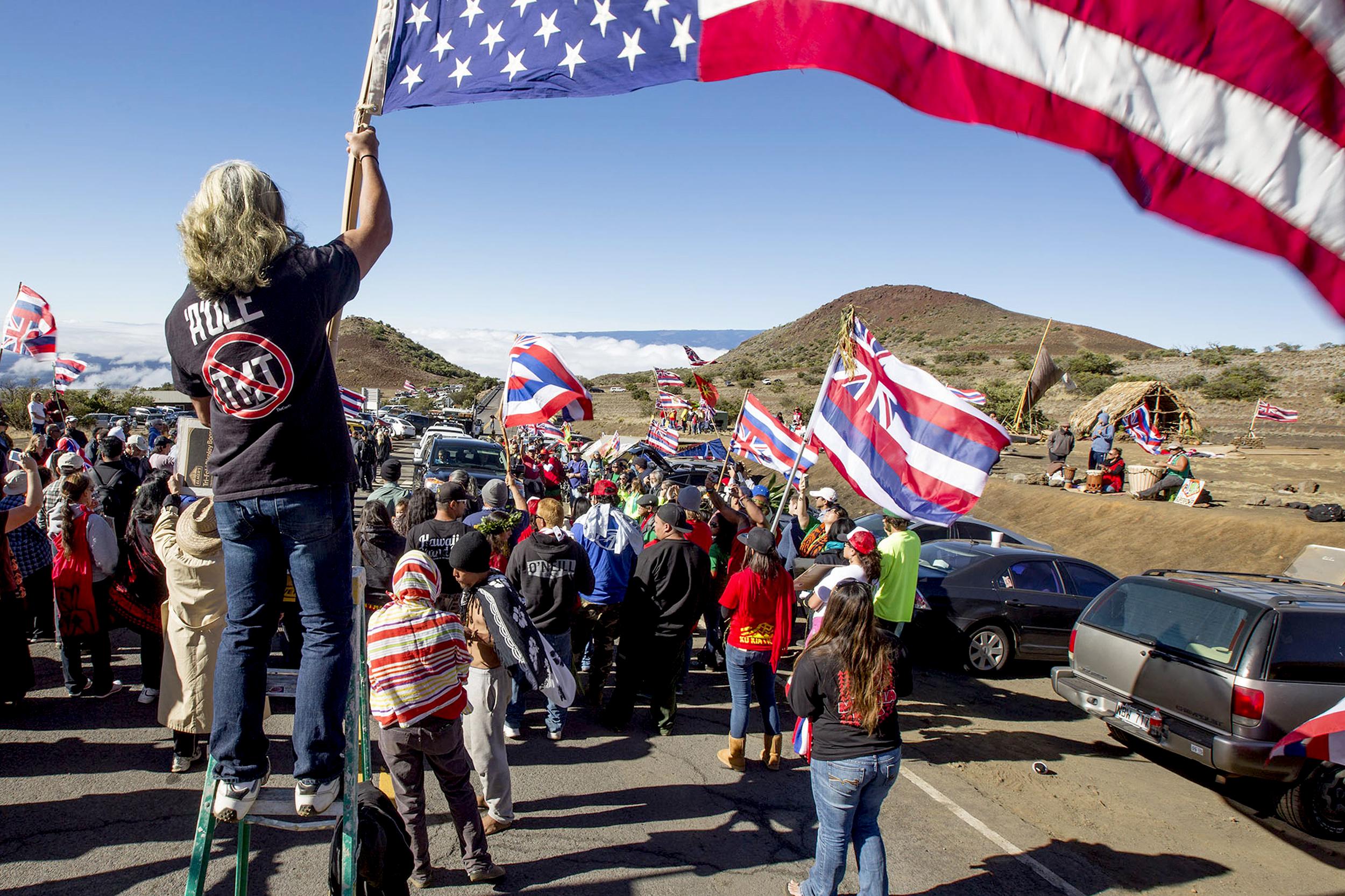 Covid spike reignites sovereignty debate among Native Hawaiians