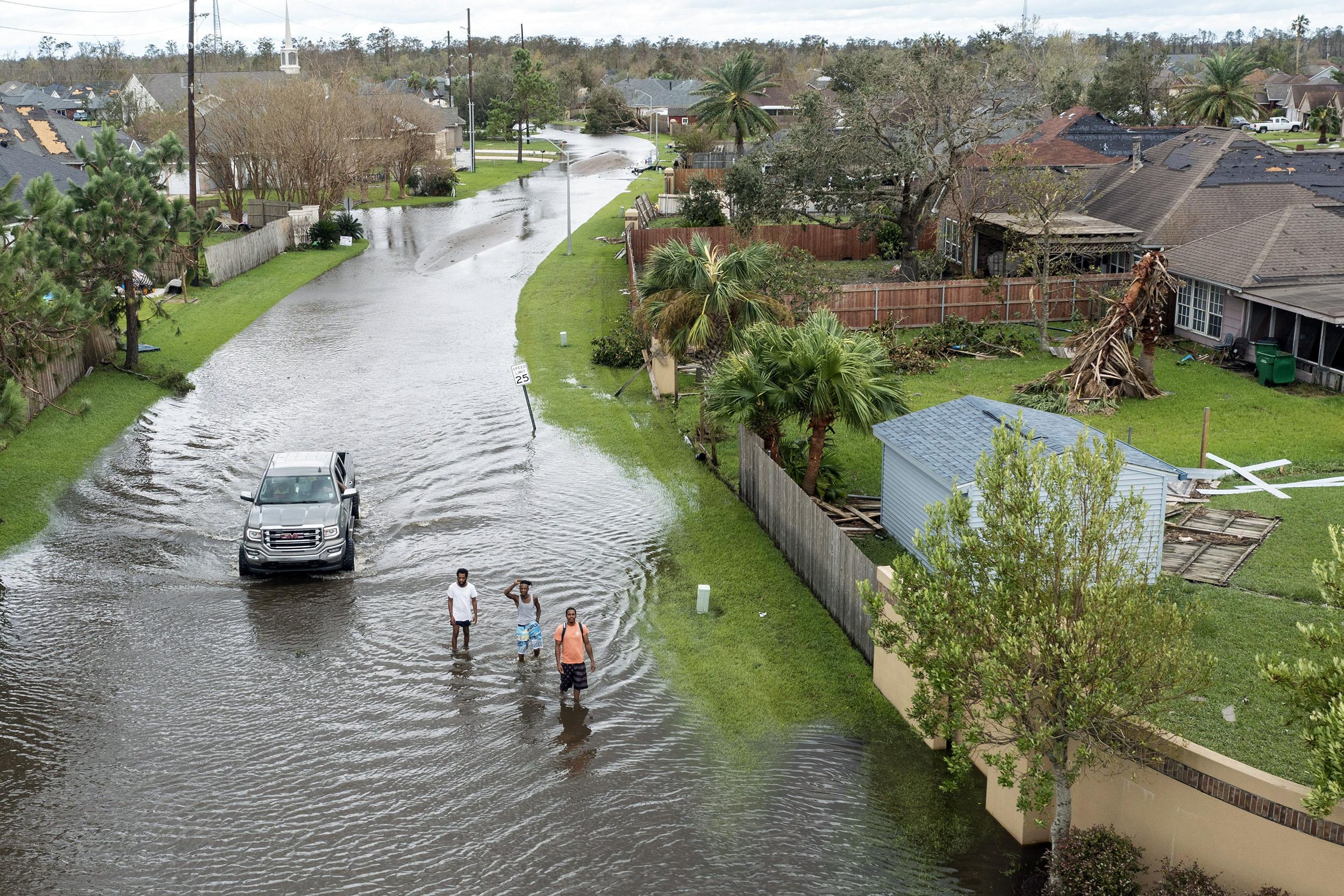 How 'rapid intensification' fueled Hurricane Ida