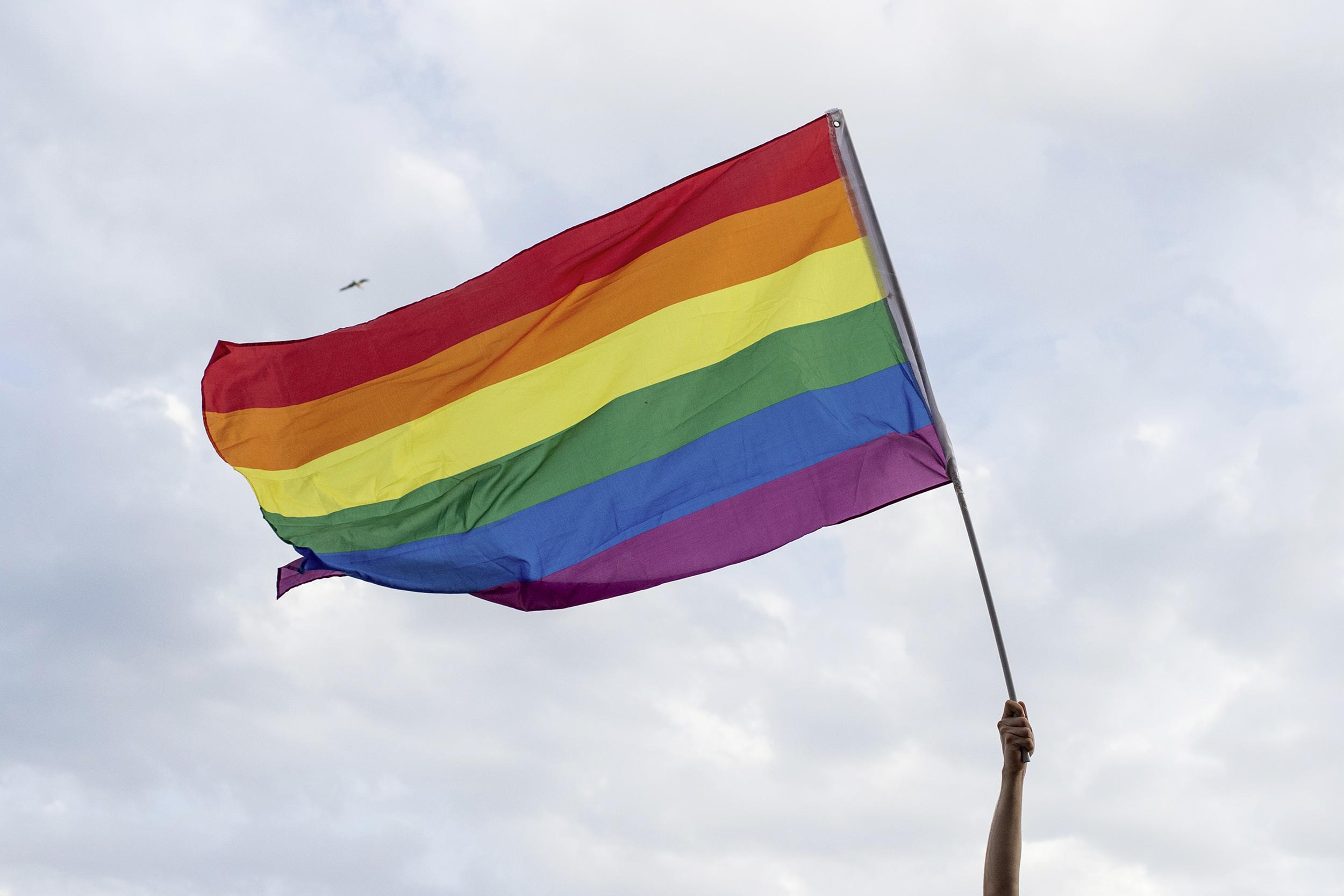 Teacher faces backlash for suggesting student pledge allegiance to Pride flag