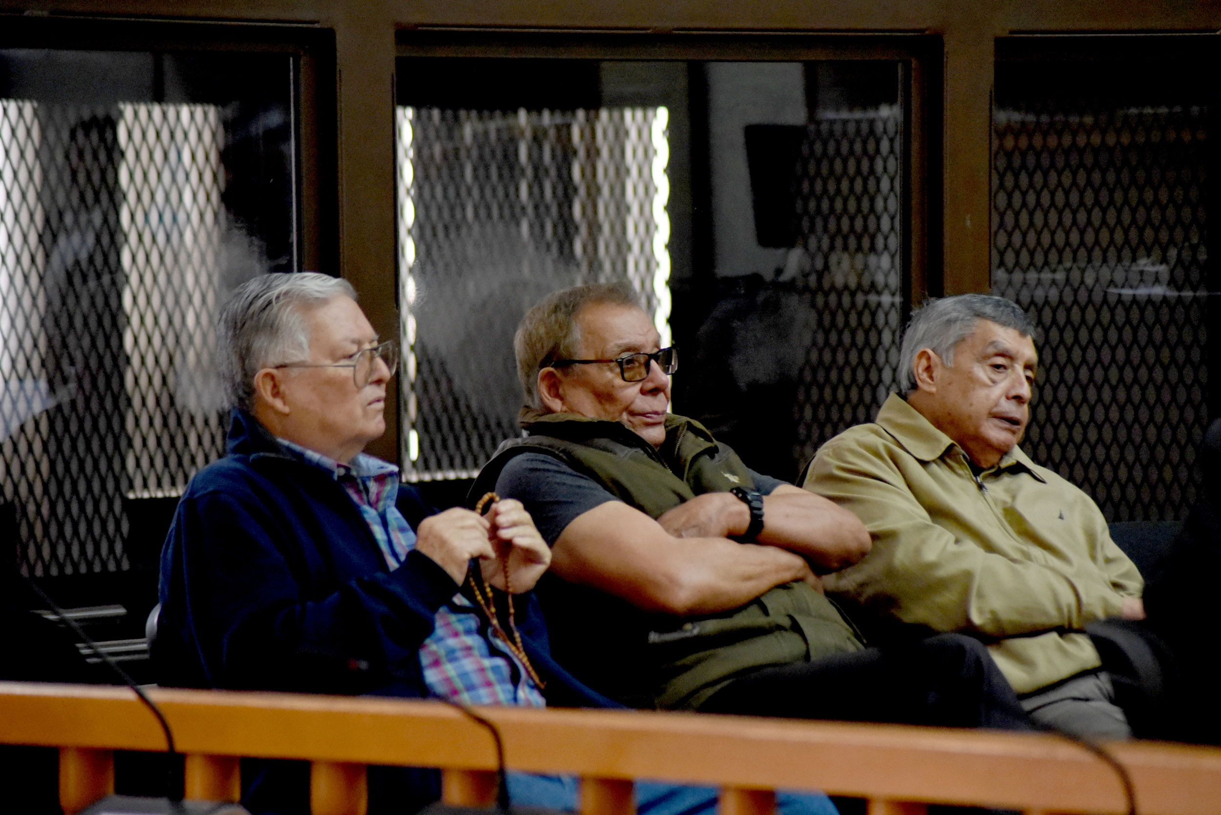 Two former generals in Guatemala will stand trial on genocide, crimes against humanity