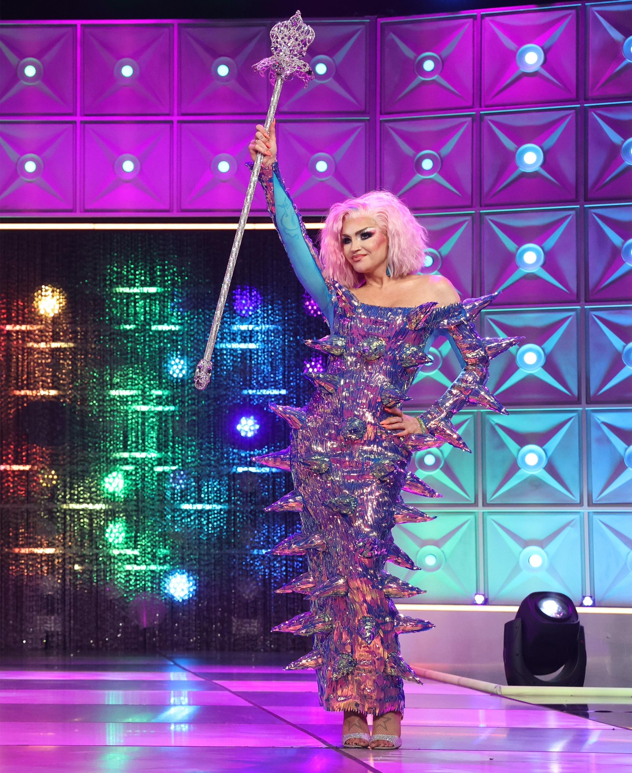 'Herstory' made: 'RuPaul's Drag Race' crowns first transgender winner