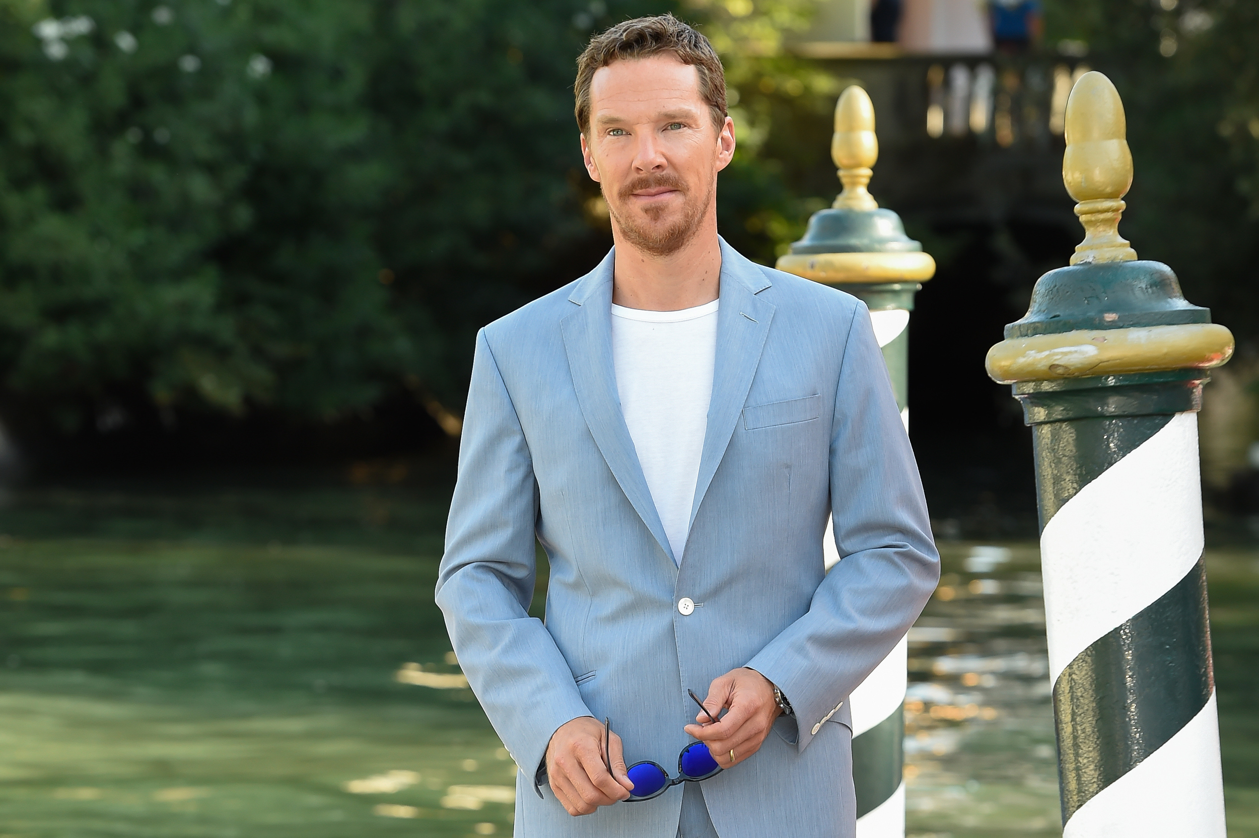Benedict Cumberbatch on straight actors playing gay characters