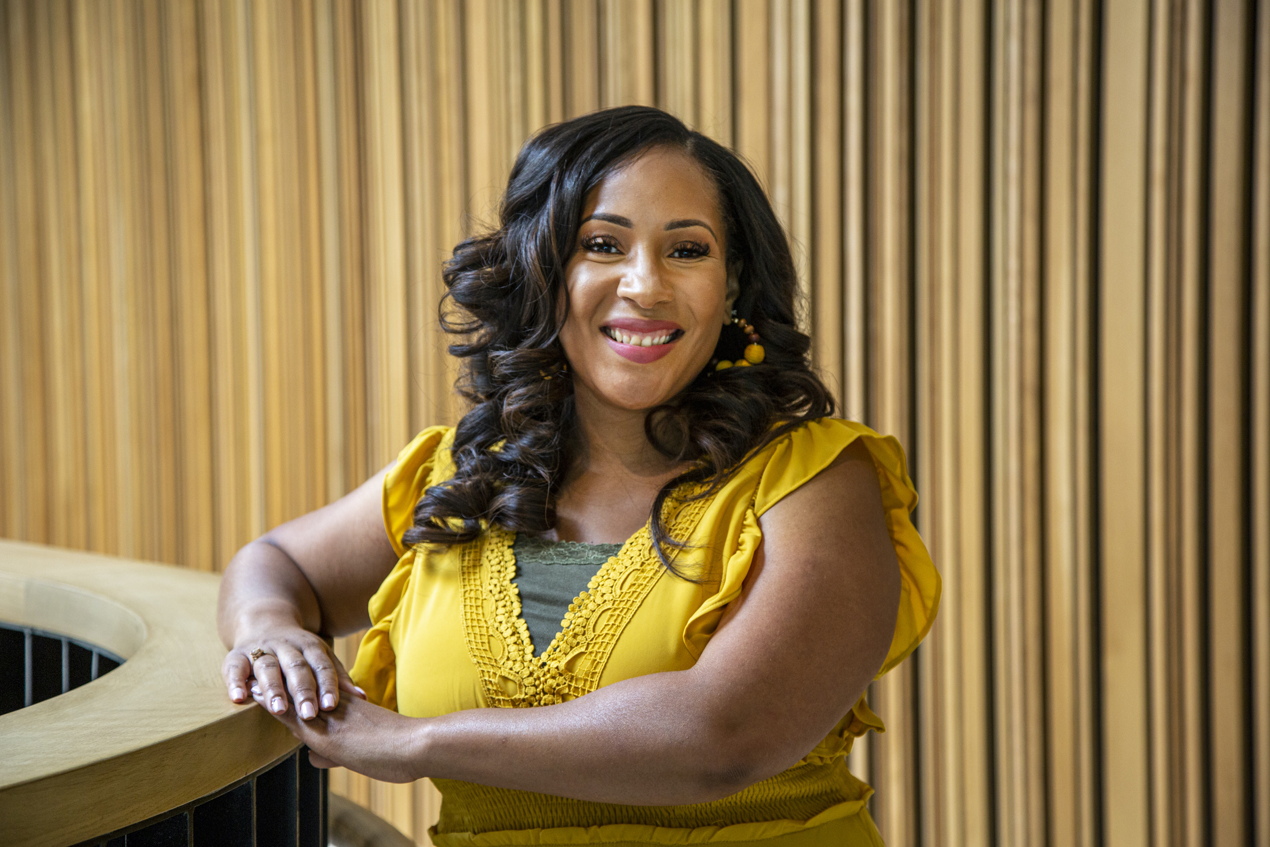 Greenpeace appoints Ebony Twilley Martin  as its first Black co-executive director