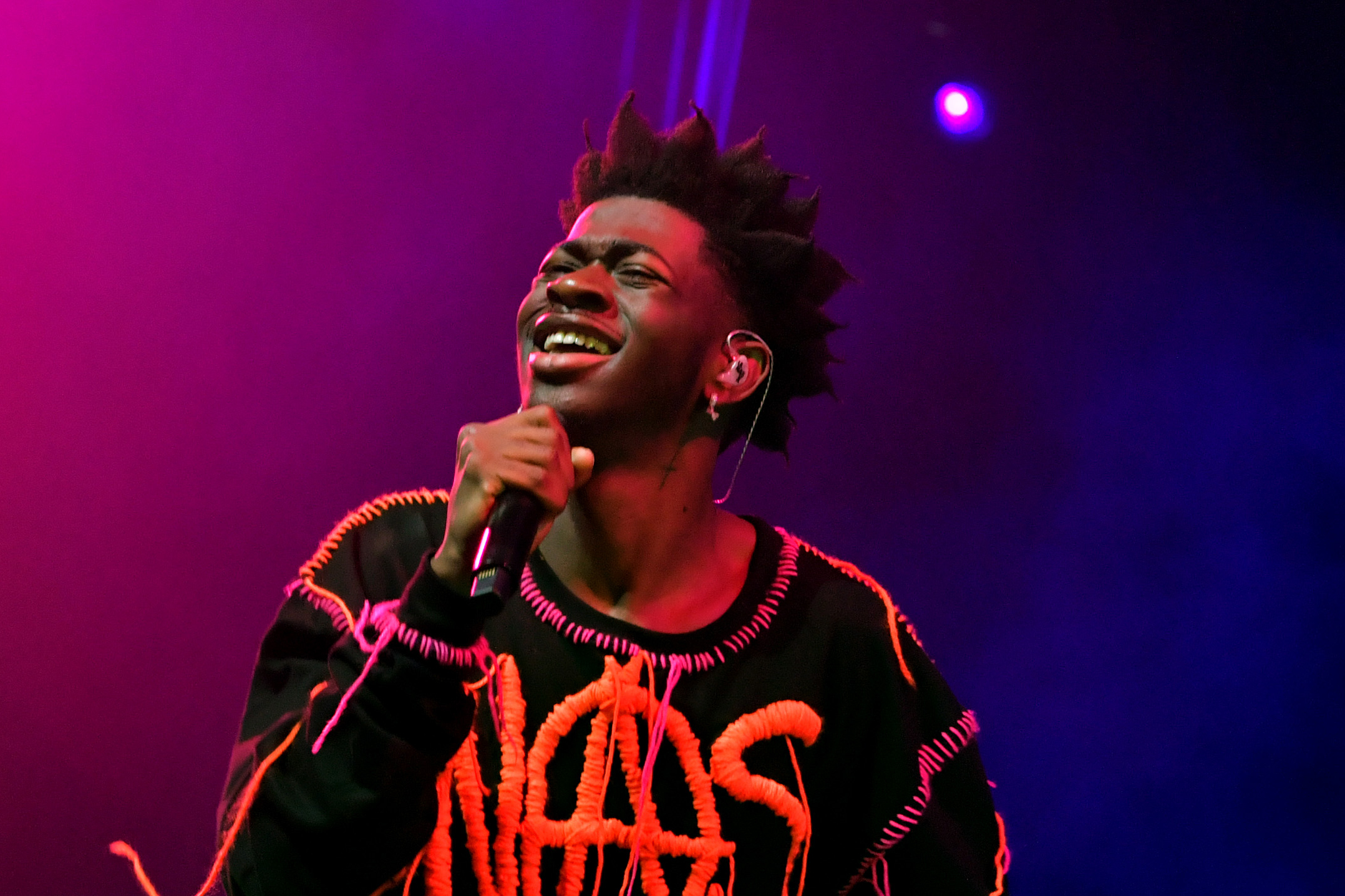 Lil Nas X raises money for LGBTQ nonprofits with a 'baby registry'