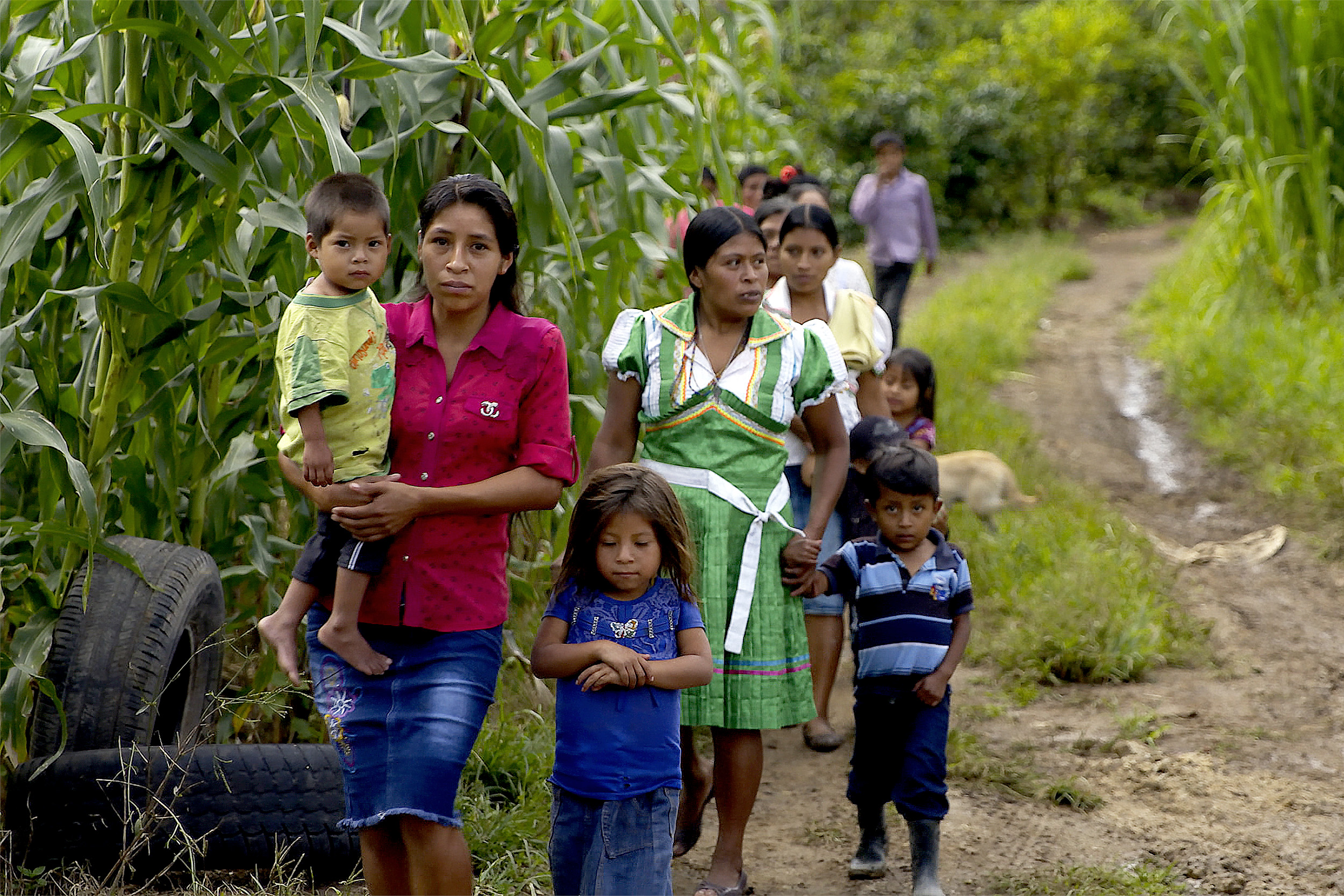 Climate change may trigger migrations around the world. They've already started in Guatemala.