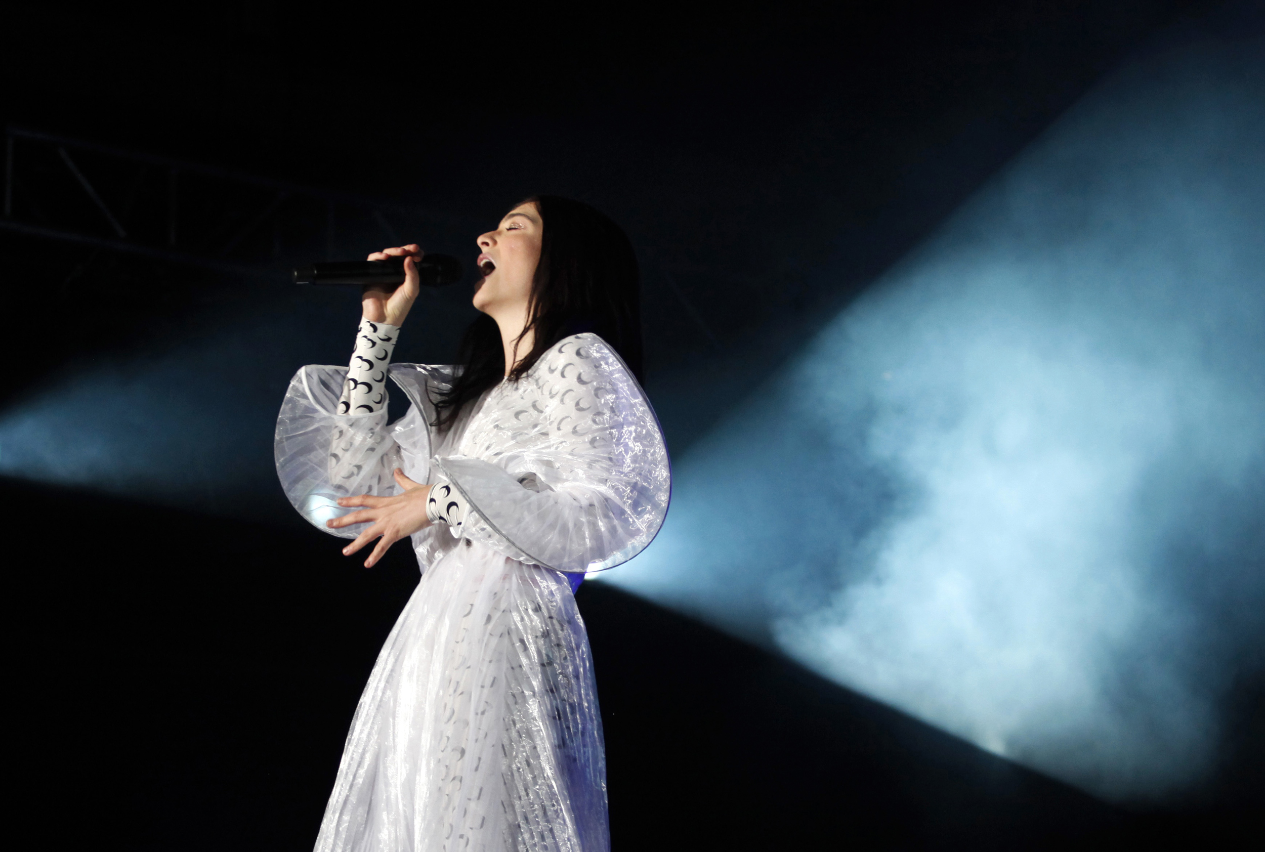 She wants to share Māori with the world. So she recorded Lorde's new album.