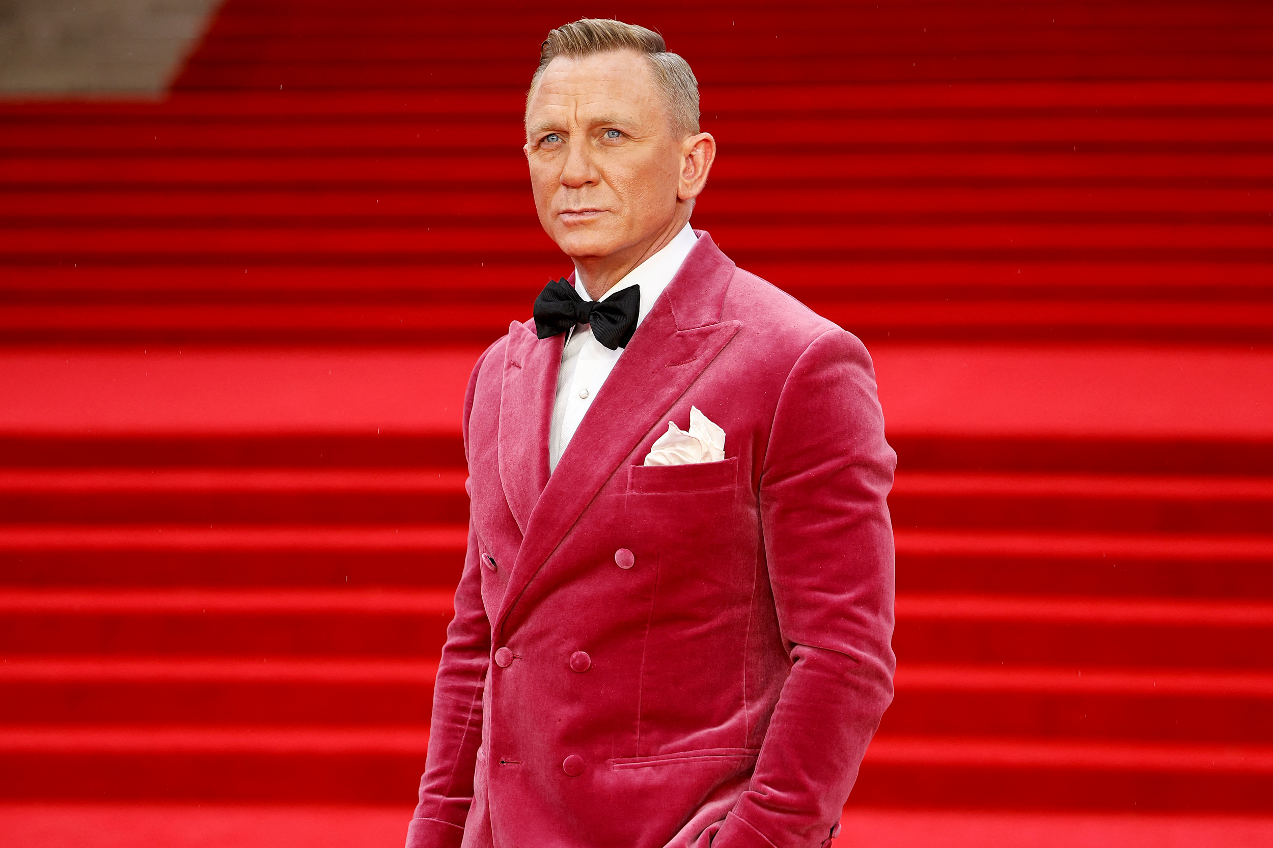 Bond is back: 007 film 'No Time To Die' premieres in London