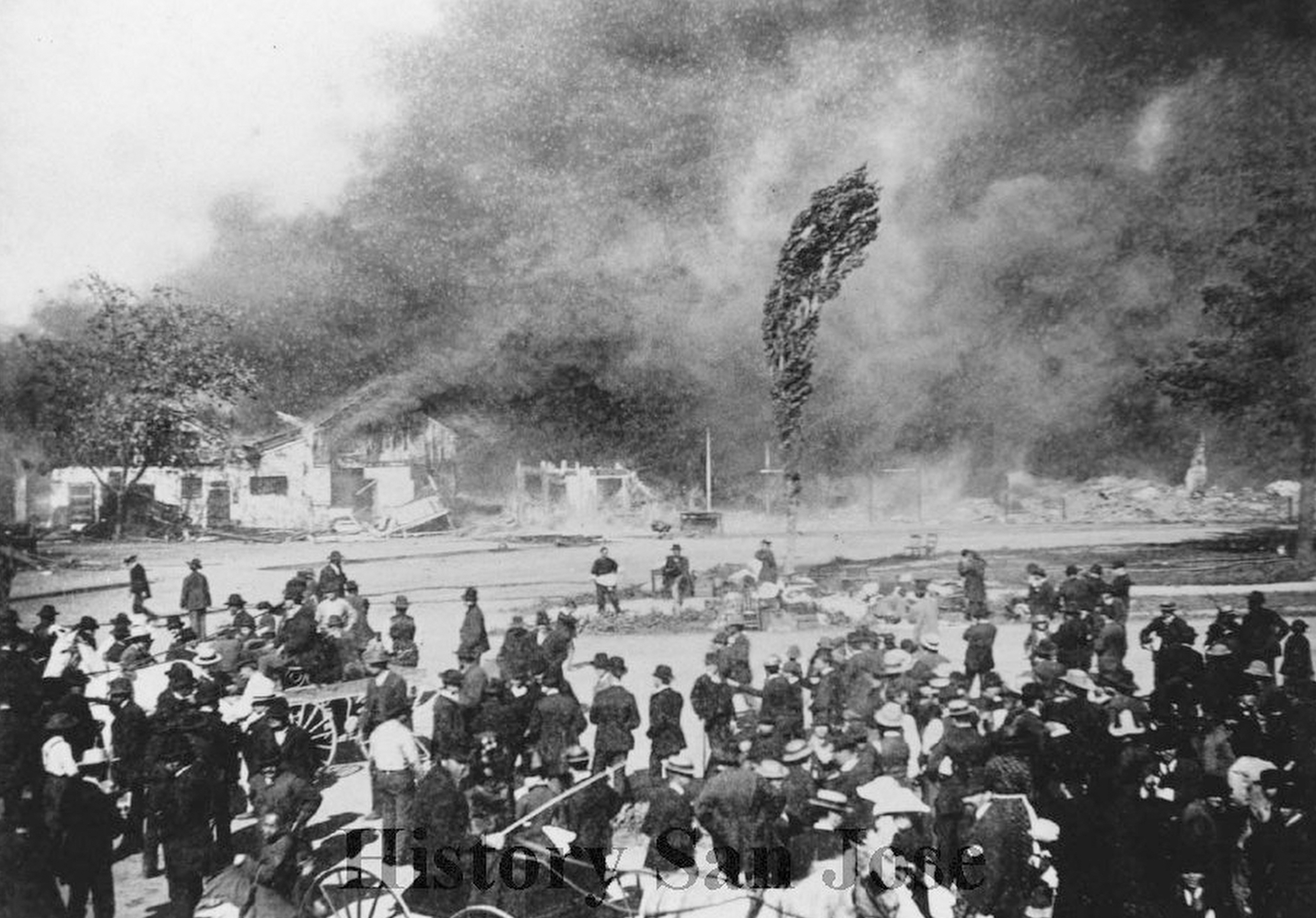 San Jose formally apologizes for the arson of its Chinatown more than a century ago