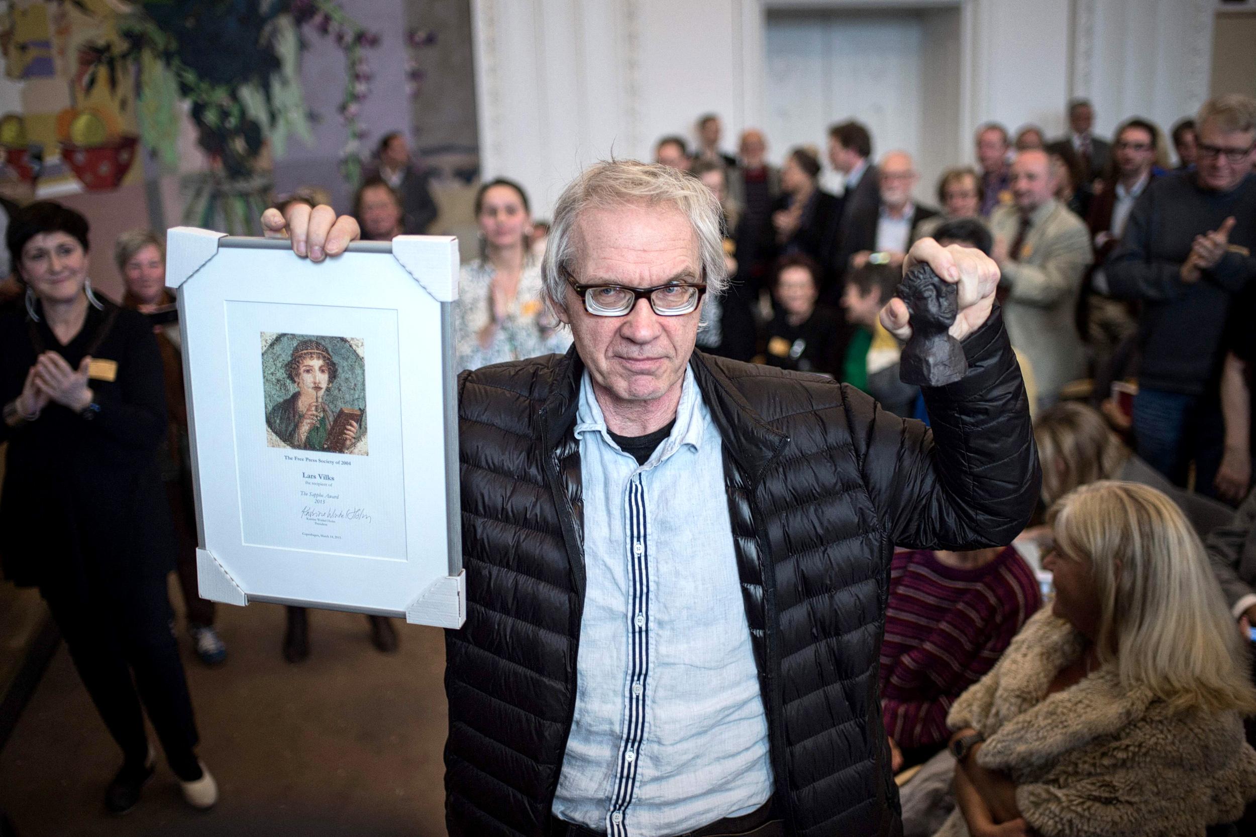 Swedish 'Mohammad' cartoonist Lars Vilks killed in car crash