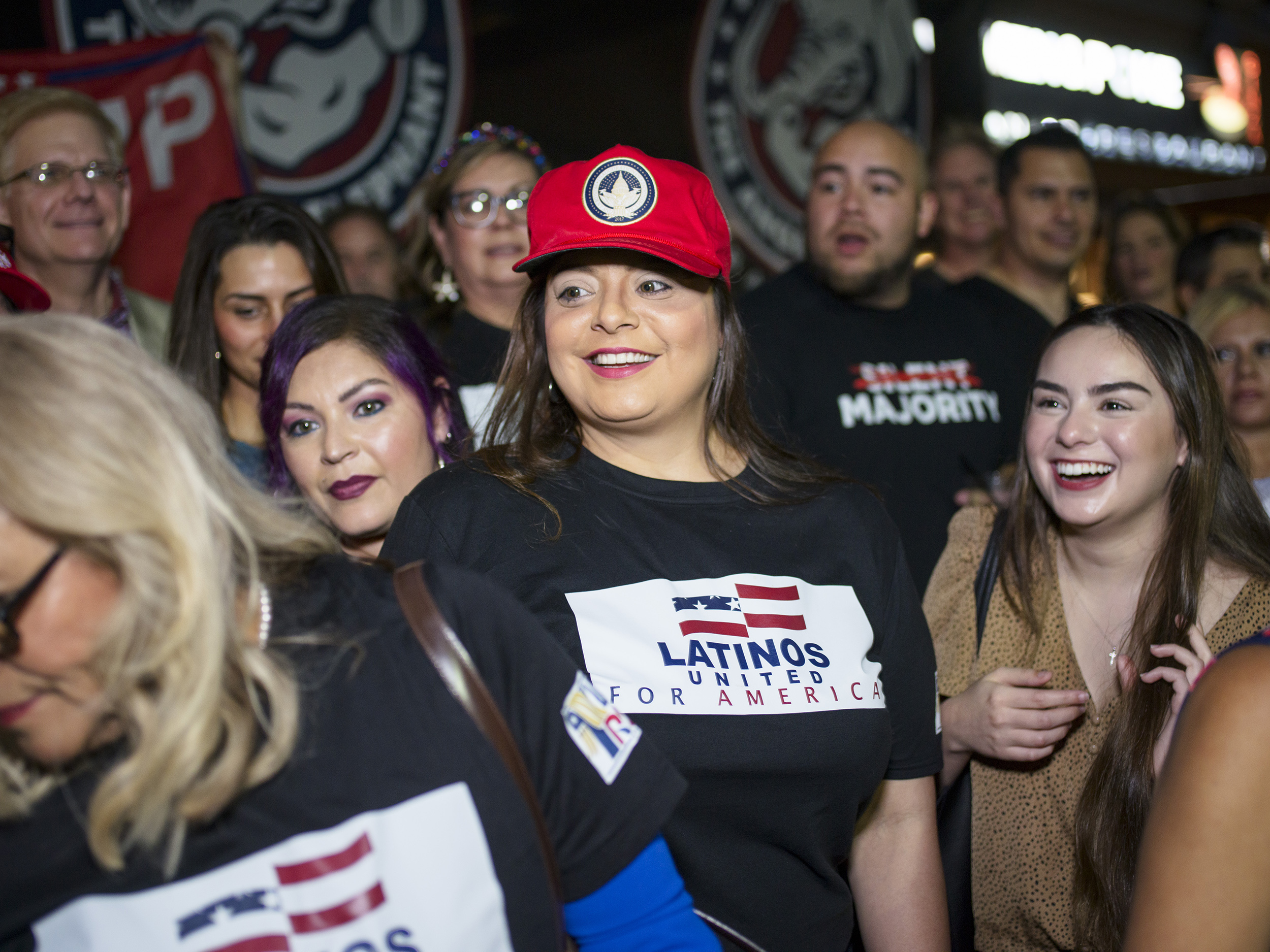 Republicans target Latino voters for 2022 with 'community centers'