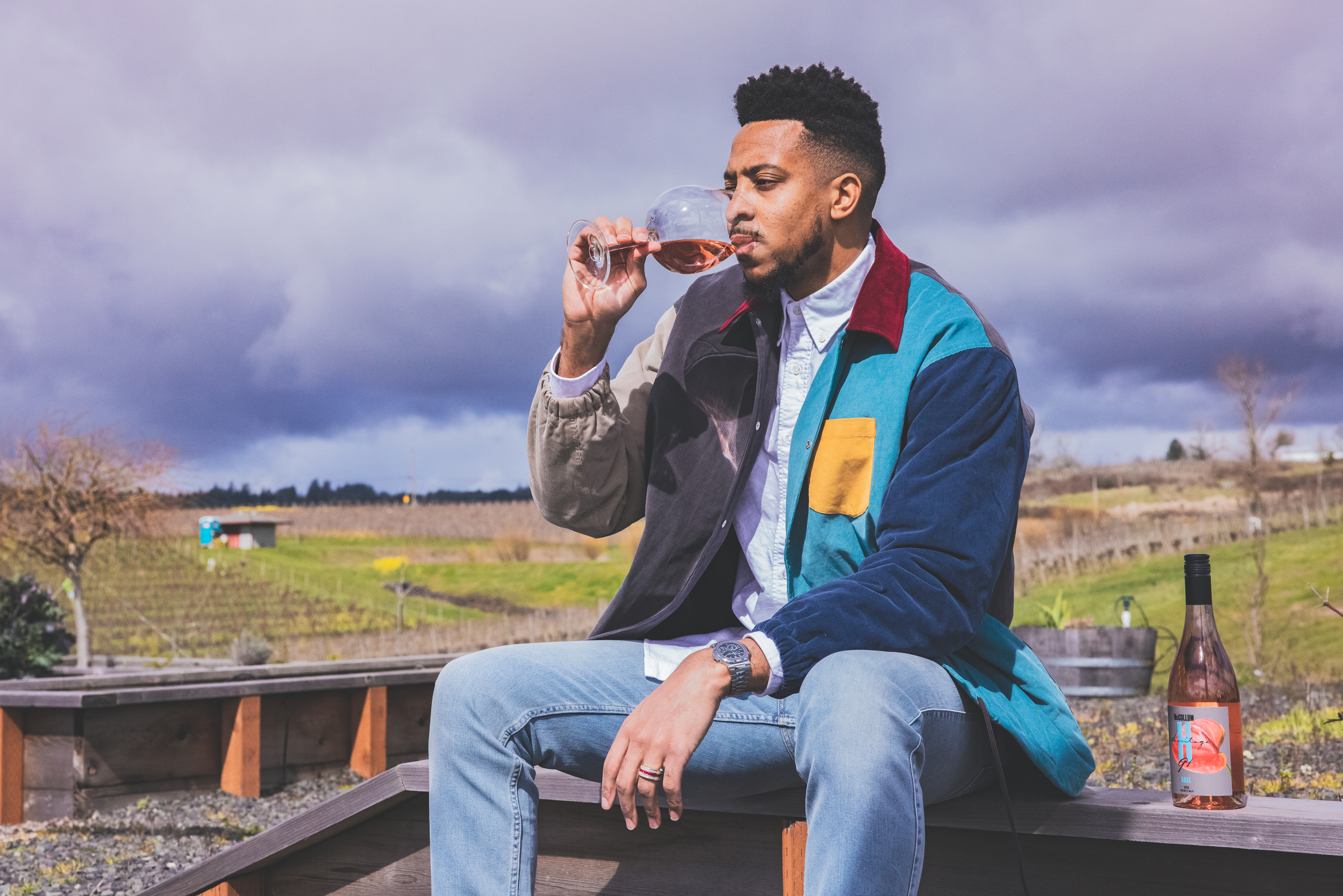 How NBA players are helping drive diversity in the wine industry