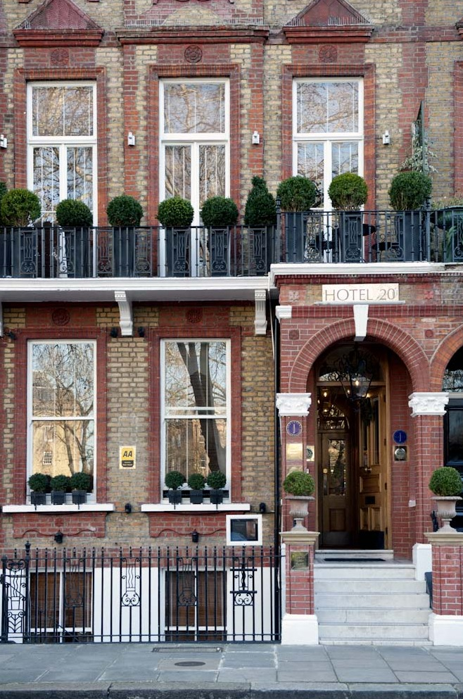 London 39 s most charming small hotels for Best little hotels