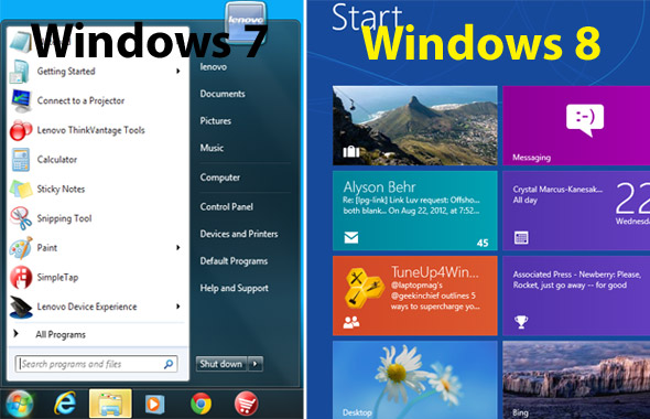 Windows 8 annoyances 1