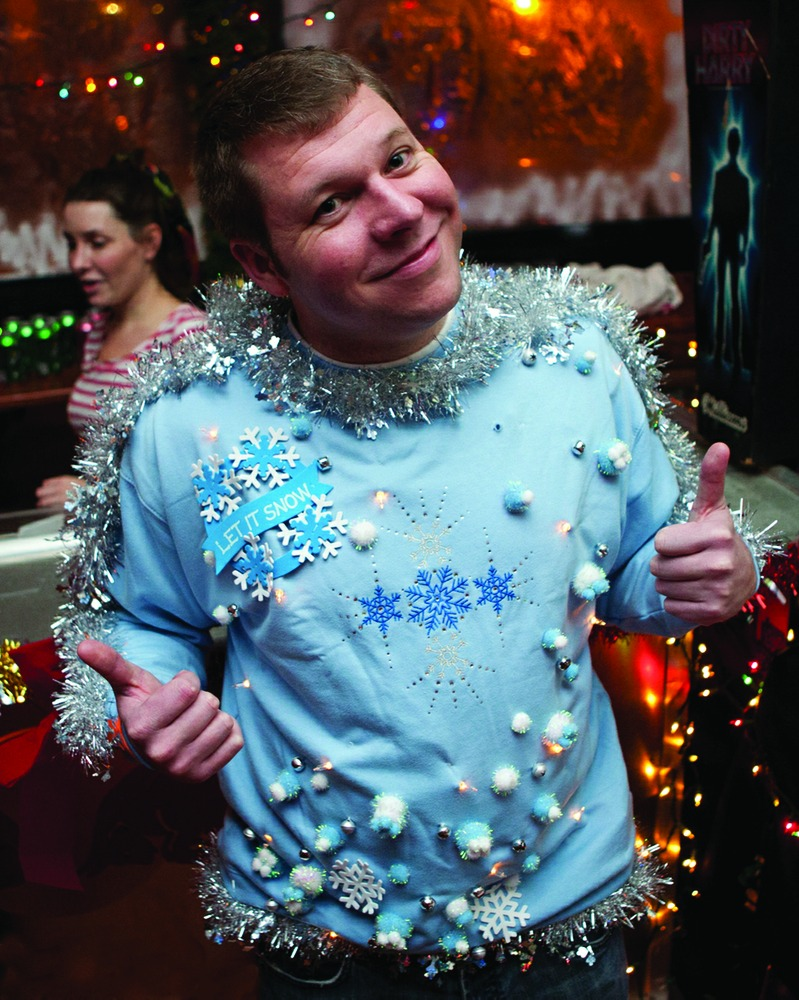 Why We Buy Those Crazy Ugly Holiday Sweaters