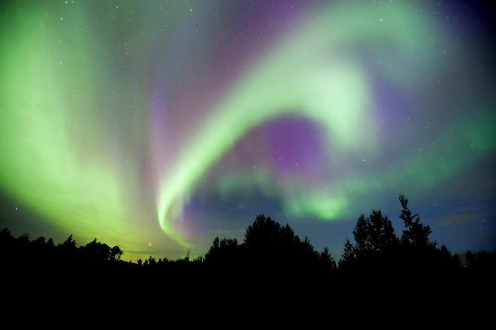 Top Spots To See The Northern Lights Today Com