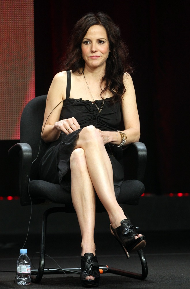 Mary-Louise Parker on 'Weeds' finale: 'It was beautiful ...