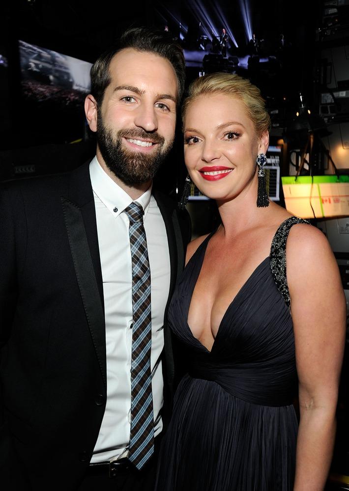 Katherine Heigl, Josh Kelley Name Adopted Baby Adalaide ...