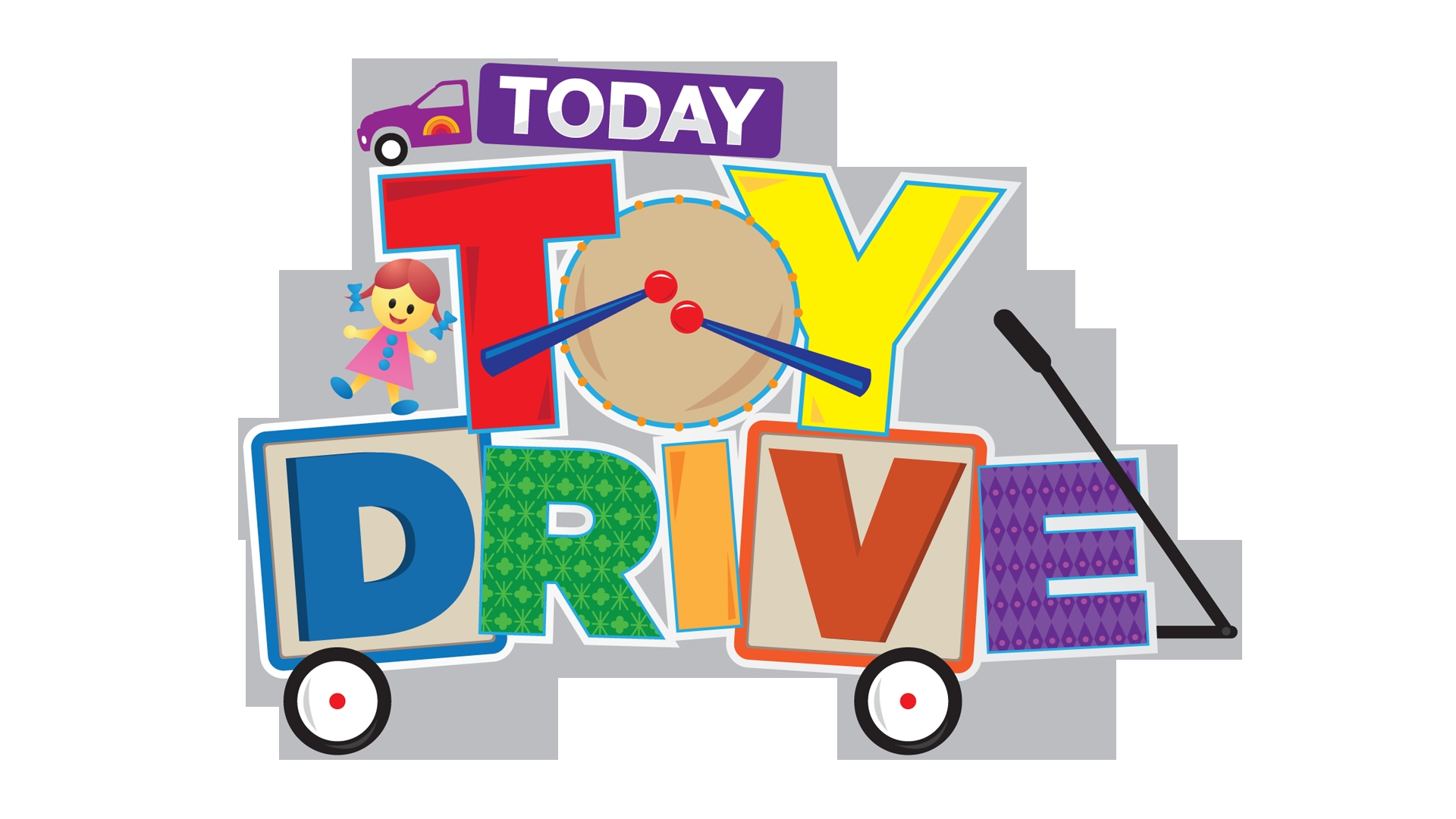 Christmas Toy Drive : Today launches th annual holiday toy and gift drive