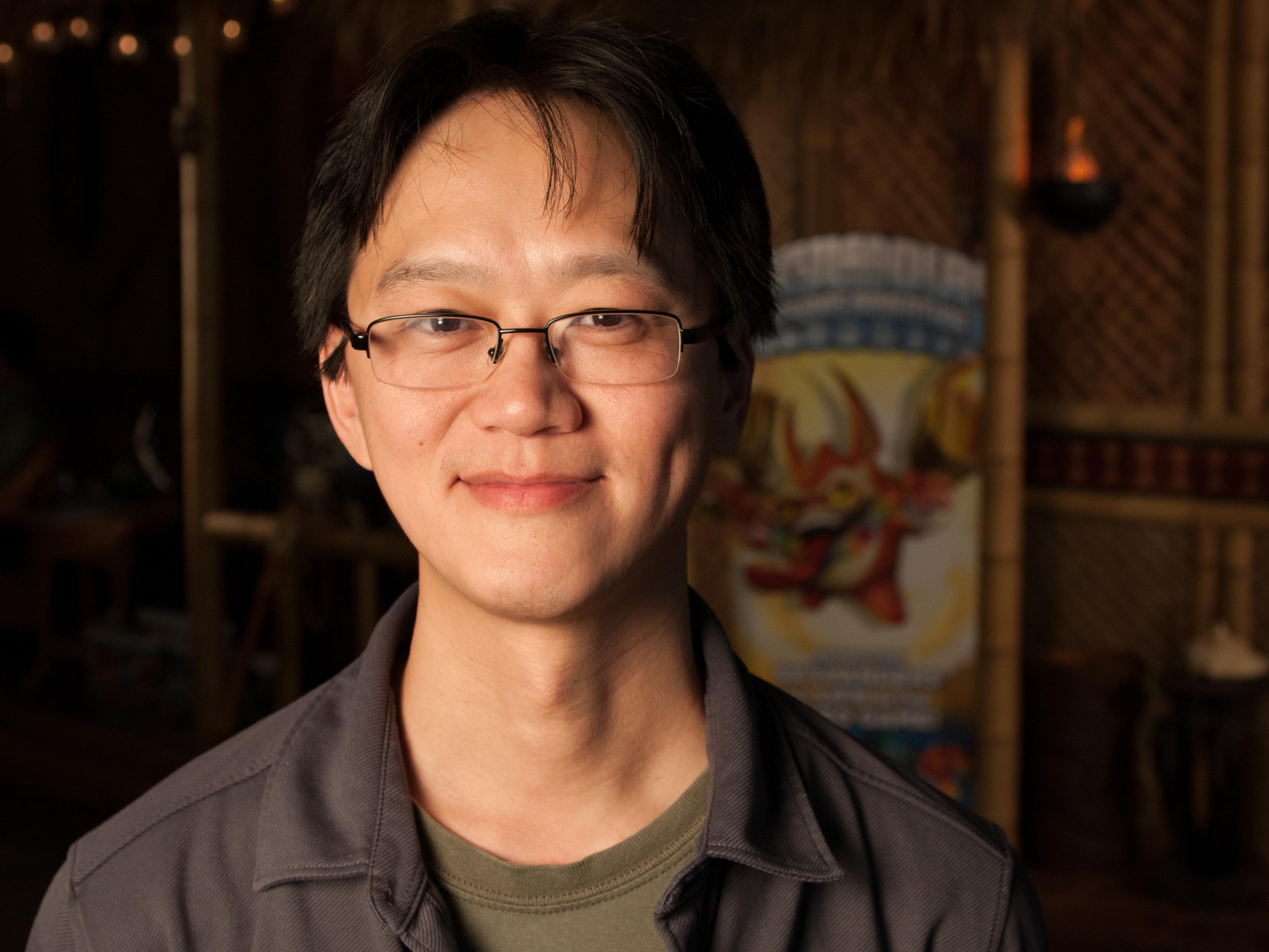 I-Wei Huang