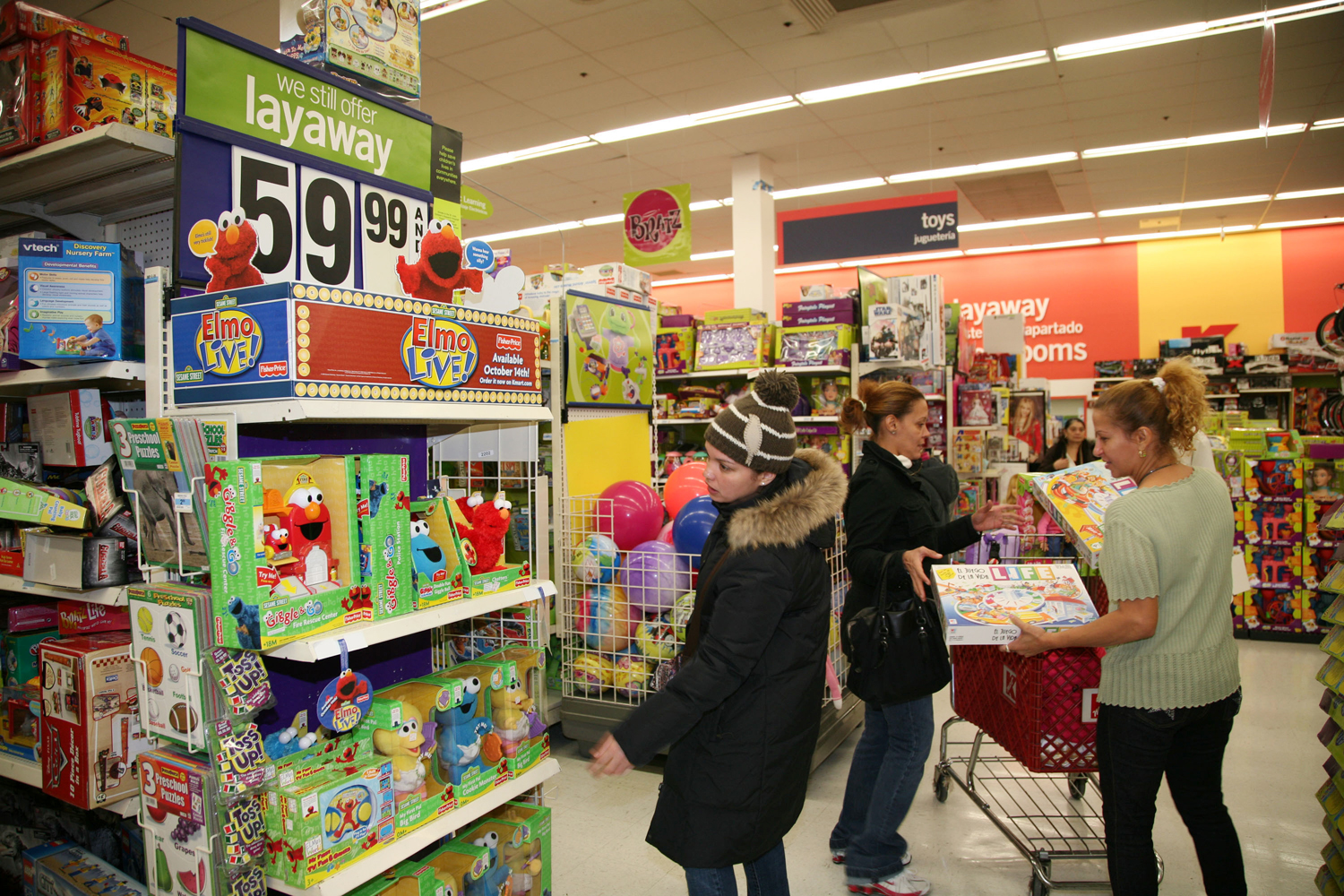 Shopping Tips for Kmart: 1. Earn rewards at Kmart, MyGofer, Lands' End, Sears, Kenmore and Craftsman by joining the Shop Your Way program. 2. Place pharmacy orders before noon on weekdays if you want prescriptions shipped from the pharmacy on the same day.