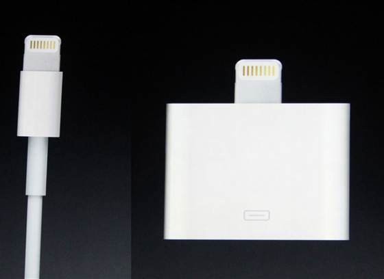 iPhone 5 adapter