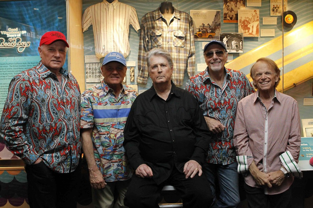Three Founding Members Of Beach Boys Dumped From Reunion Tour