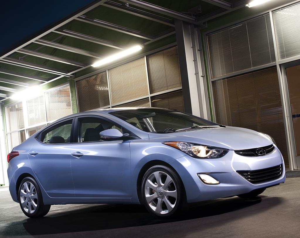 Image: Hyundai Elantra