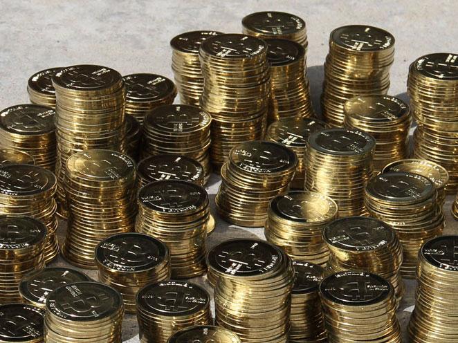 Casascius bitcoins