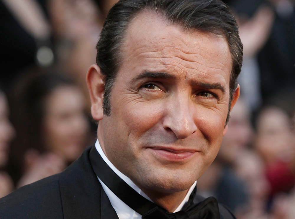 Jean dujardin wins best actor oscar for Jean dujardin oscar
