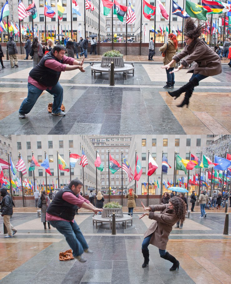 Viral News Today Home: Do You 'Hadouken?' Show Us Your Take On The Viral Meme